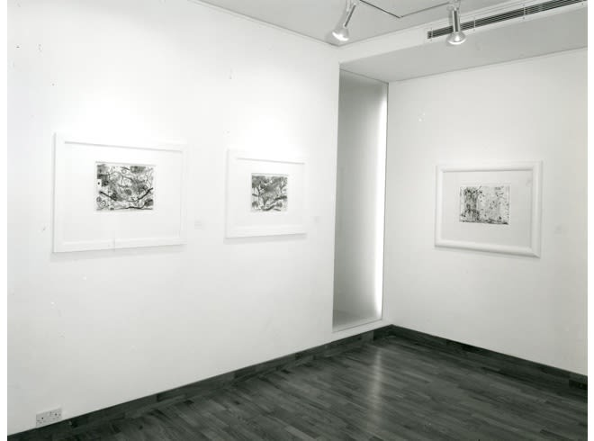 """<span class=""""link fancybox-details-link""""><a href=""""/exhibitions/255/works/image_standalone1321/"""">View Detail Page</a></span><p>NICOLA DE MARIA   24 JUN - 31 JUL 1985   Installation View</p>"""