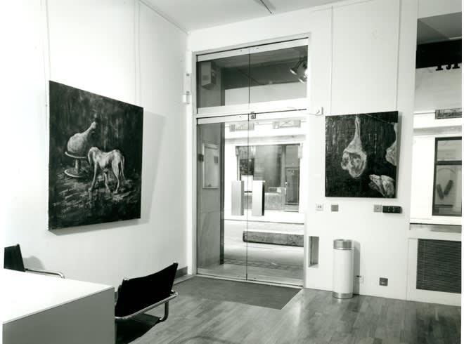 """<span class=""""link fancybox-details-link""""><a href=""""/exhibitions/259/works/image_standalone1341/"""">View Detail Page</a></span><p>TONY SCHERMAN 