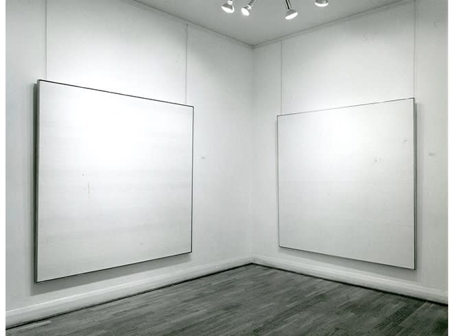 """<span class=""""link fancybox-details-link""""><a href=""""/exhibitions/265/works/image_standalone1371/"""">View Detail Page</a></span><p>AGNES MARTIN 