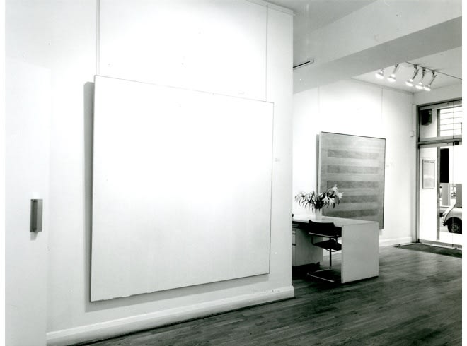 """<span class=""""link fancybox-details-link""""><a href=""""/exhibitions/265/works/image_standalone1372/"""">View Detail Page</a></span><p>AGNES MARTIN 