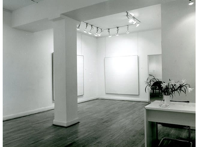 """<span class=""""link fancybox-details-link""""><a href=""""/exhibitions/265/works/image_standalone1373/"""">View Detail Page</a></span><p>AGNES MARTIN 