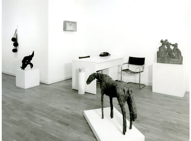 """<span class=""""link fancybox-details-link""""><a href=""""/exhibitions/270/works/image_standalone1394/"""">View Detail Page</a></span><p>SCULPTURE THEN AND NOW 