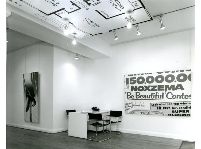 """<span class=""""link fancybox-details-link""""><a href=""""/exhibitions/277/works/image_standalone1418/"""">View Detail Page</a></span><p>JAMES ROSENQUIST 