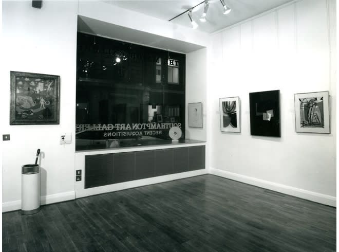 """<span class=""""link fancybox-details-link""""><a href=""""/exhibitions/300/works/image_standalone1497/"""">View Detail Page</a></span><p>SOUTHAMPTON ART GALLERY 