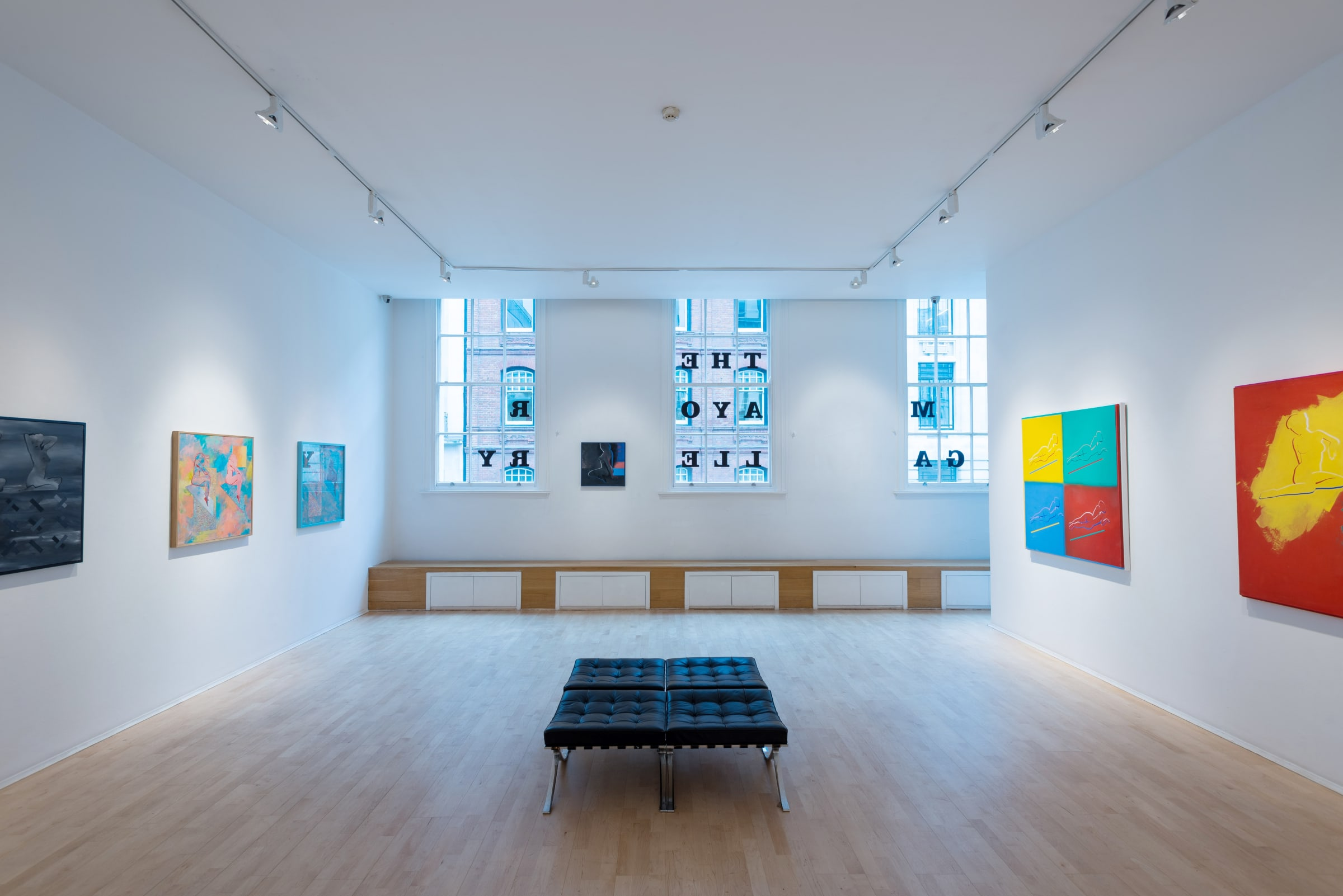 """<span class=""""link fancybox-details-link""""><a href=""""/exhibitions/318/works/image_standalone1624/"""">View Detail Page</a></span><p><strong>ANTONY DONALDSON</strong>   OF MEMORY OF OBLIVION   09 SEP - 09 OCT 2015   Installation view</p>"""