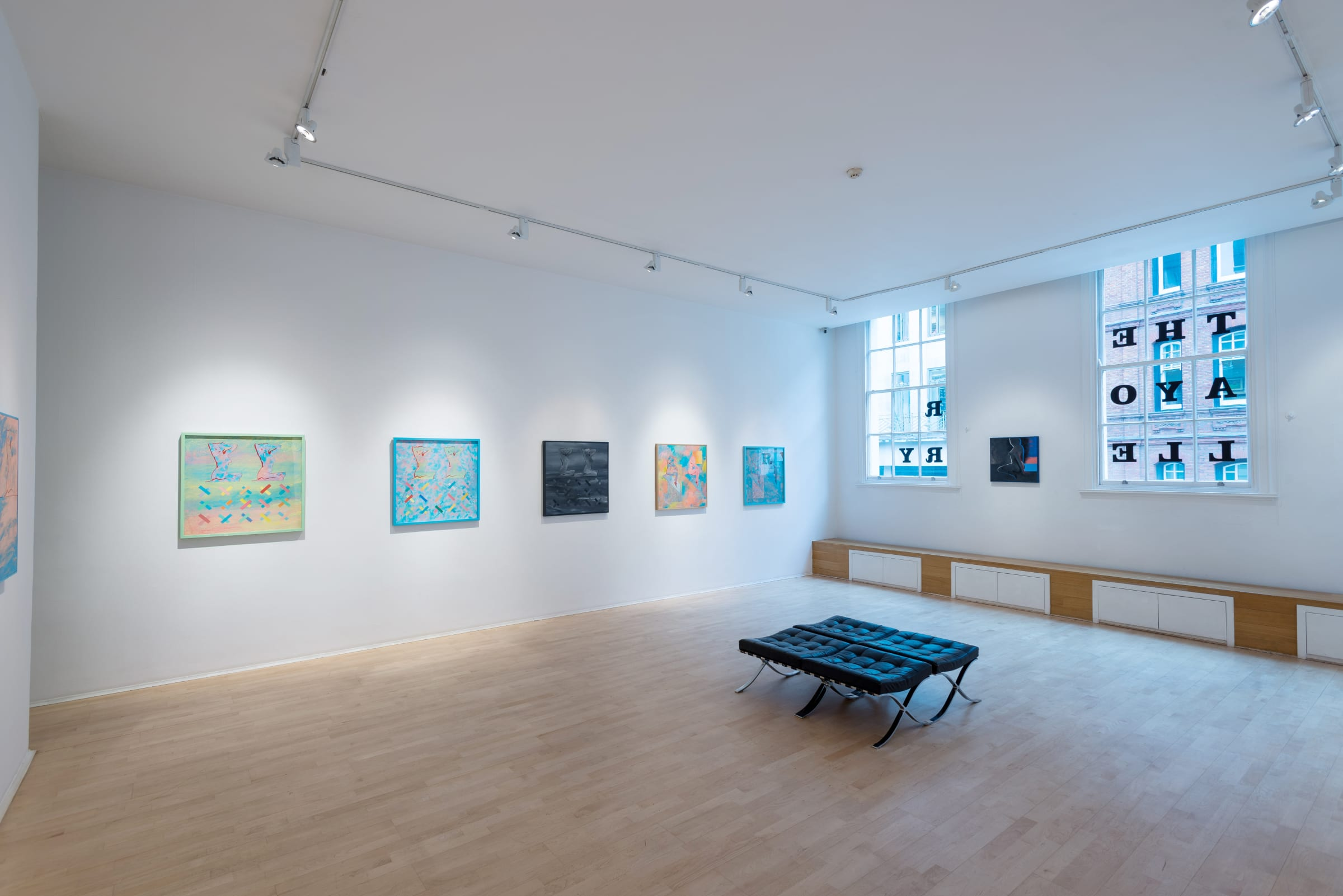 """<span class=""""link fancybox-details-link""""><a href=""""/exhibitions/318/works/image_standalone1625/"""">View Detail Page</a></span><p><strong>ANTONY DONALDSON</strong>   OF MEMORY OF OBLIVION   09 SEP - 09 OCT 2015   Installation view</p>"""