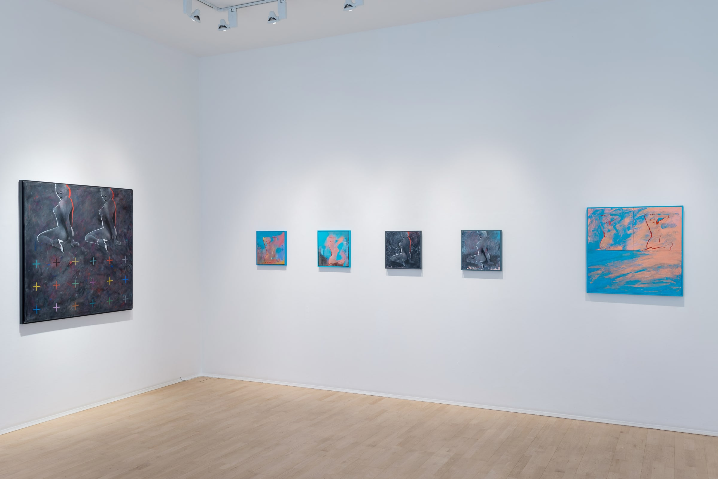 """<span class=""""link fancybox-details-link""""><a href=""""/exhibitions/318/works/image_standalone1627/"""">View Detail Page</a></span><p><strong>ANTONY DONALDSON</strong>   OF MEMORY OF OBLIVION   09 SEP - 09 OCT 2015   Installation view</p>"""