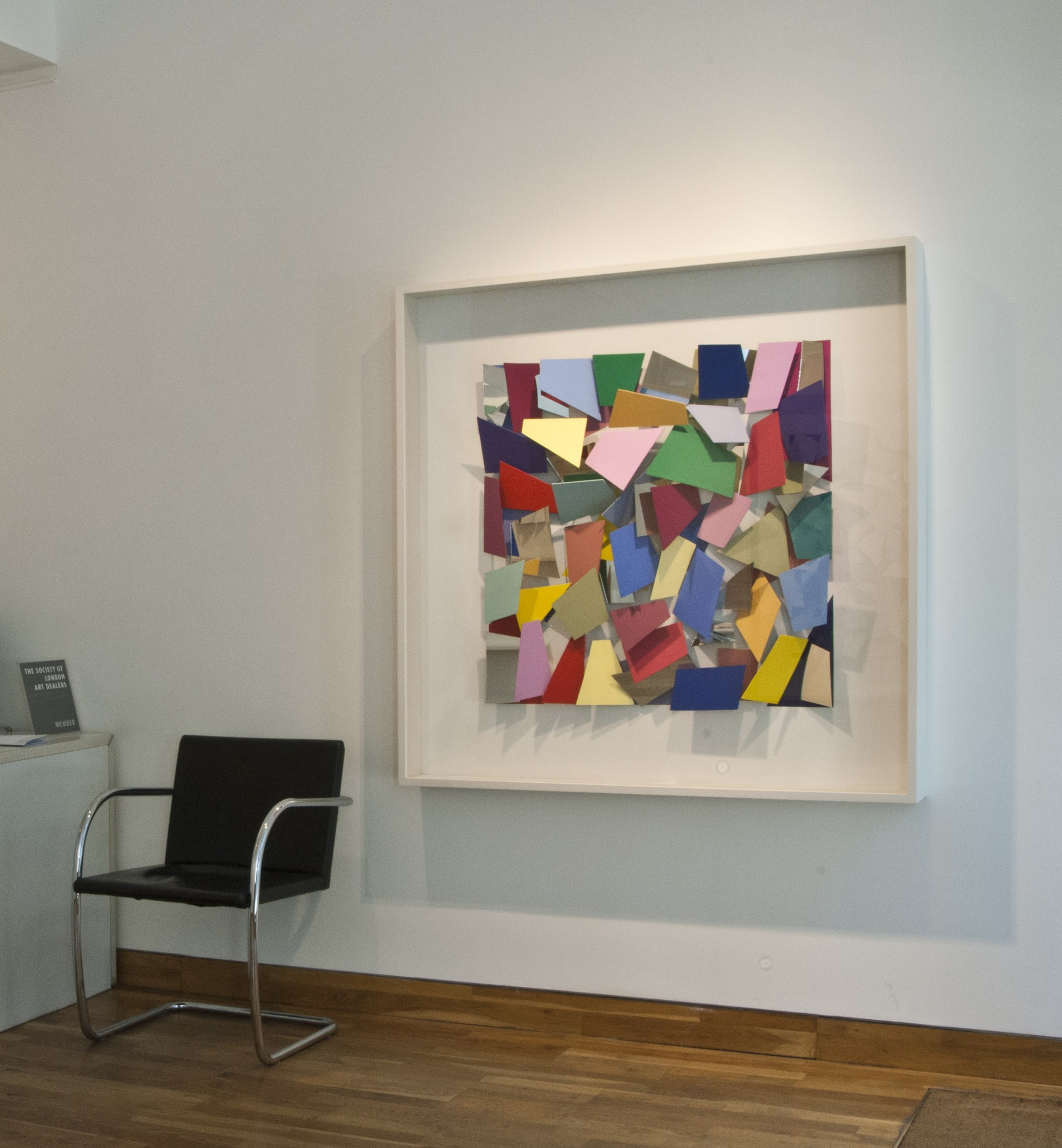 """<span class=""""link fancybox-details-link""""><a href=""""/exhibitions/75/works/image_standalone220/"""">View Detail Page</a></span><p>CHRISTIAN MEGERT   A NEW SPACE   11 JAN - 24 FEB 2012  Installation View</p>"""