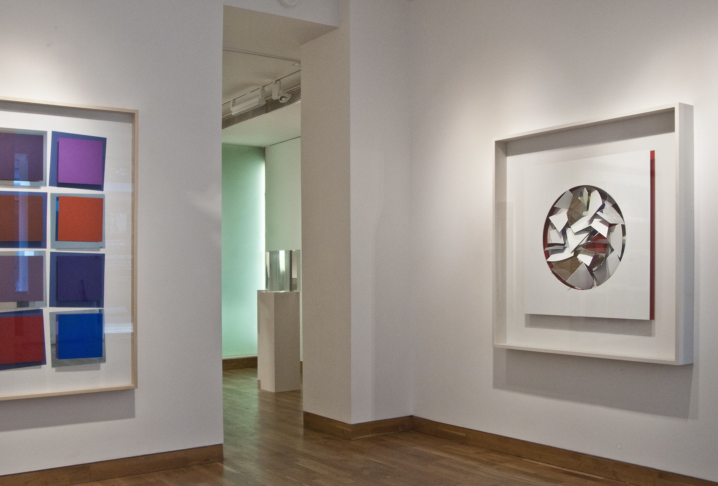 """<span class=""""link fancybox-details-link""""><a href=""""/exhibitions/75/works/image_standalone222/"""">View Detail Page</a></span><p>CHRISTIAN MEGERT   A NEW SPACE   11 JAN - 24 FEB 2012  Installation View</p>"""