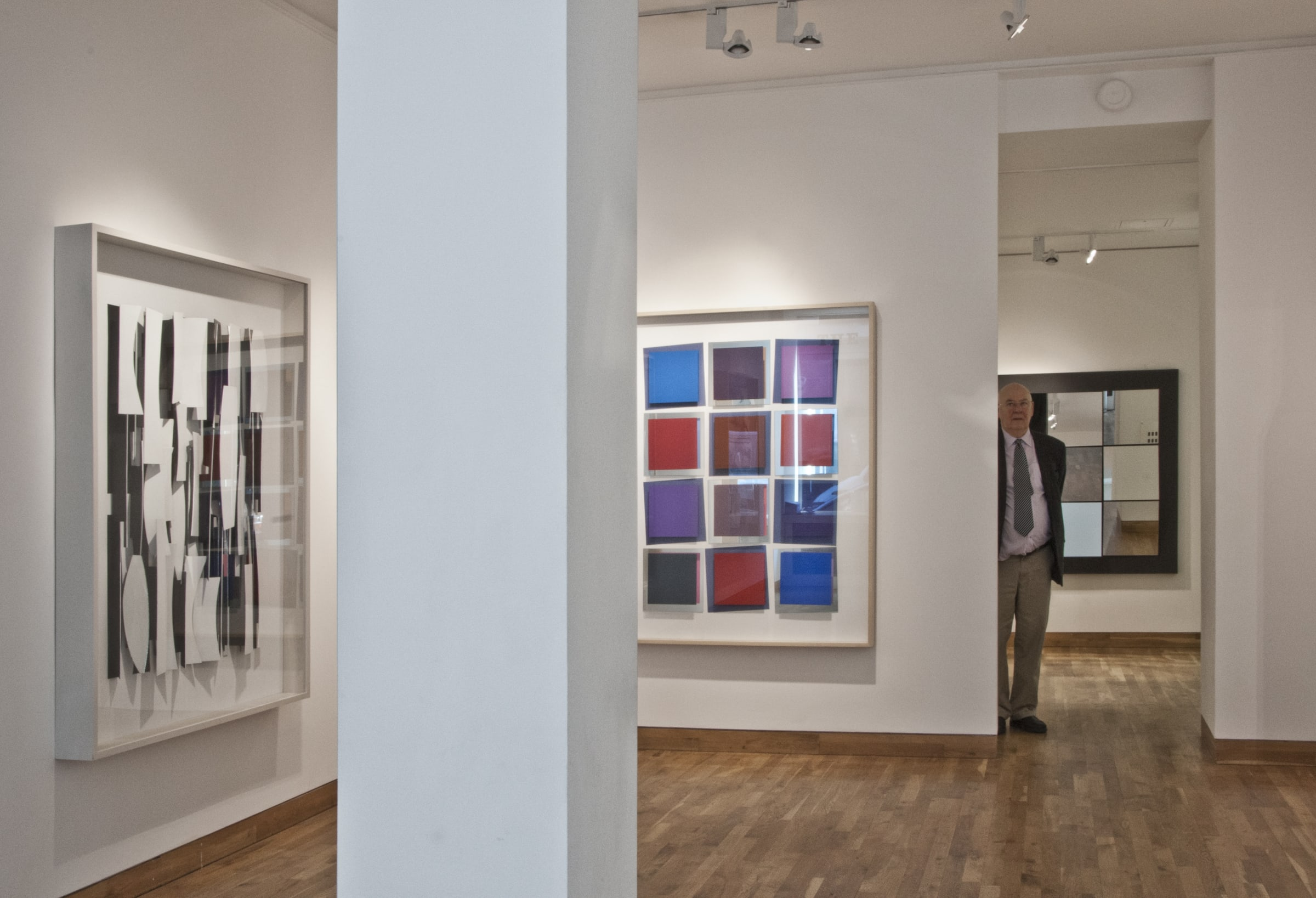"""<span class=""""link fancybox-details-link""""><a href=""""/exhibitions/75/works/image_standalone223/"""">View Detail Page</a></span><p>CHRISTIAN MEGERT   A NEW SPACE   11 JAN - 24 FEB 2012  Installation View</p>"""