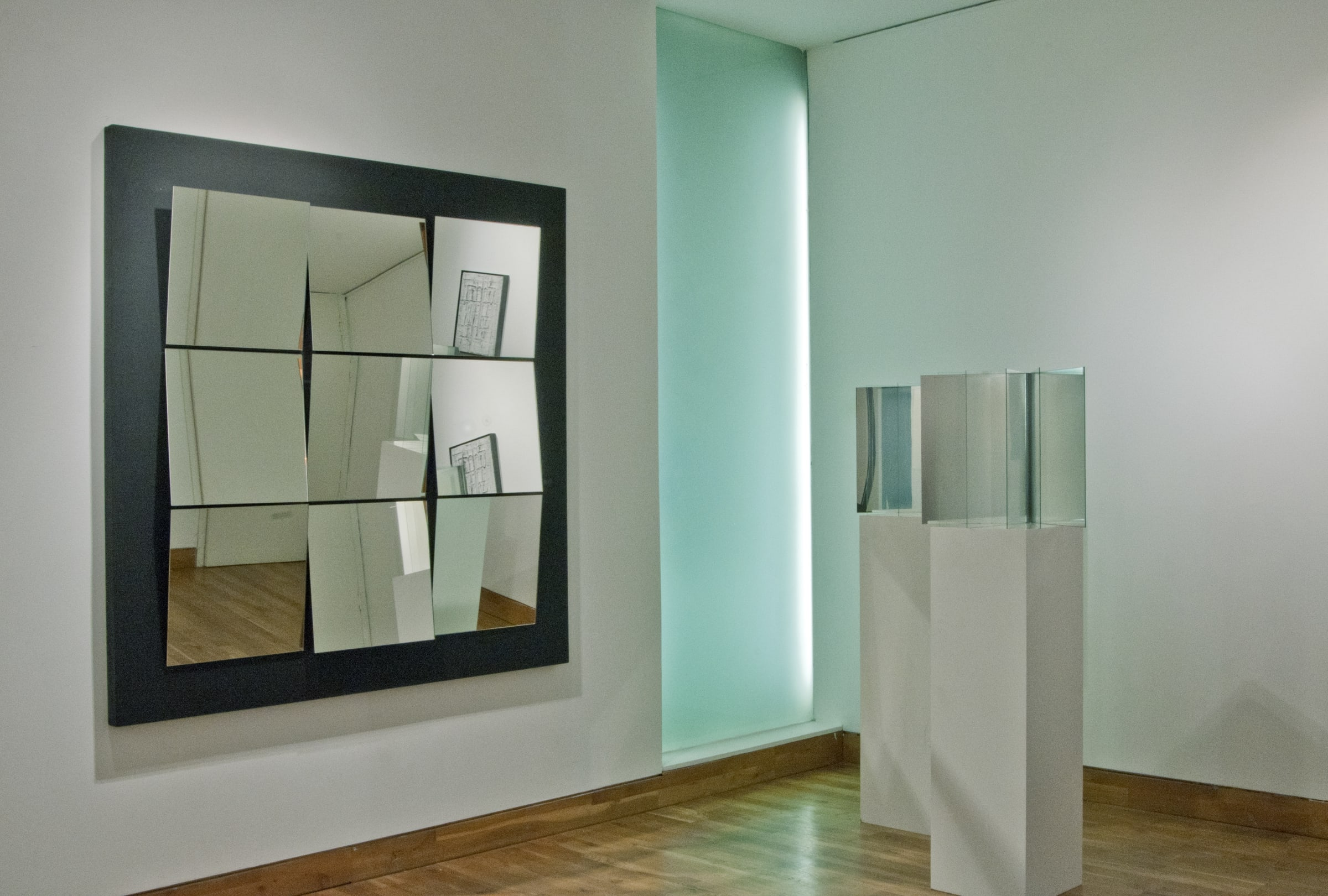 """<span class=""""link fancybox-details-link""""><a href=""""/exhibitions/75/works/image_standalone228/"""">View Detail Page</a></span><p>CHRISTIAN MEGERT   A NEW SPACE   11 JAN - 24 FEB 2012  Installation View</p>"""
