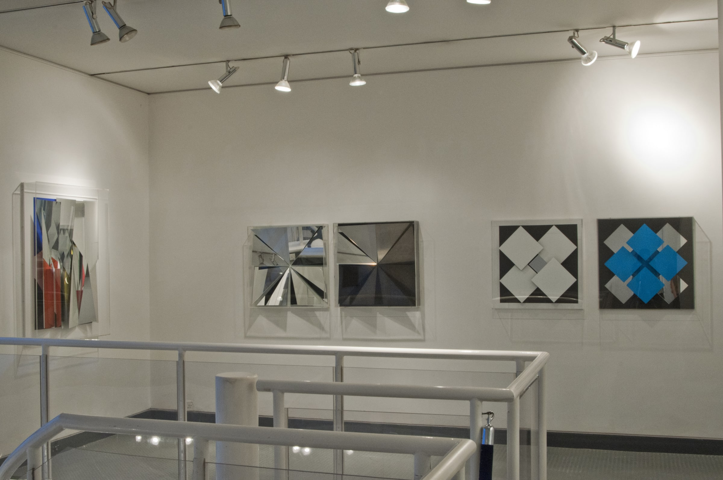 """<span class=""""link fancybox-details-link""""><a href=""""/exhibitions/75/works/image_standalone229/"""">View Detail Page</a></span><p>CHRISTIAN MEGERT   A NEW SPACE   11 JAN - 24 FEB 2012  Installation View</p>"""