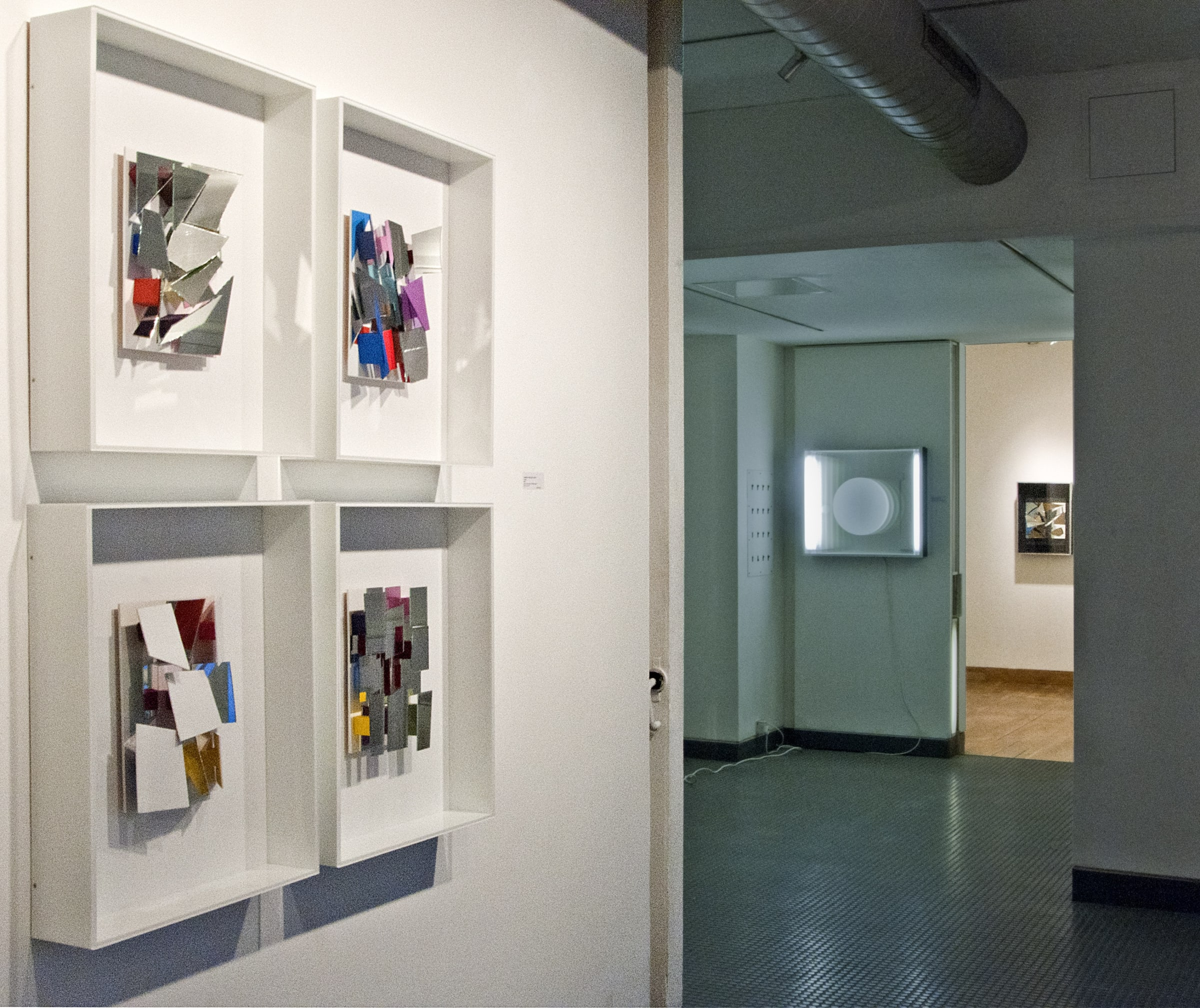 """<span class=""""link fancybox-details-link""""><a href=""""/exhibitions/75/works/image_standalone231/"""">View Detail Page</a></span><p>CHRISTIAN MEGERT   A NEW SPACE   11 JAN - 24 FEB 2012  Installation View</p>"""