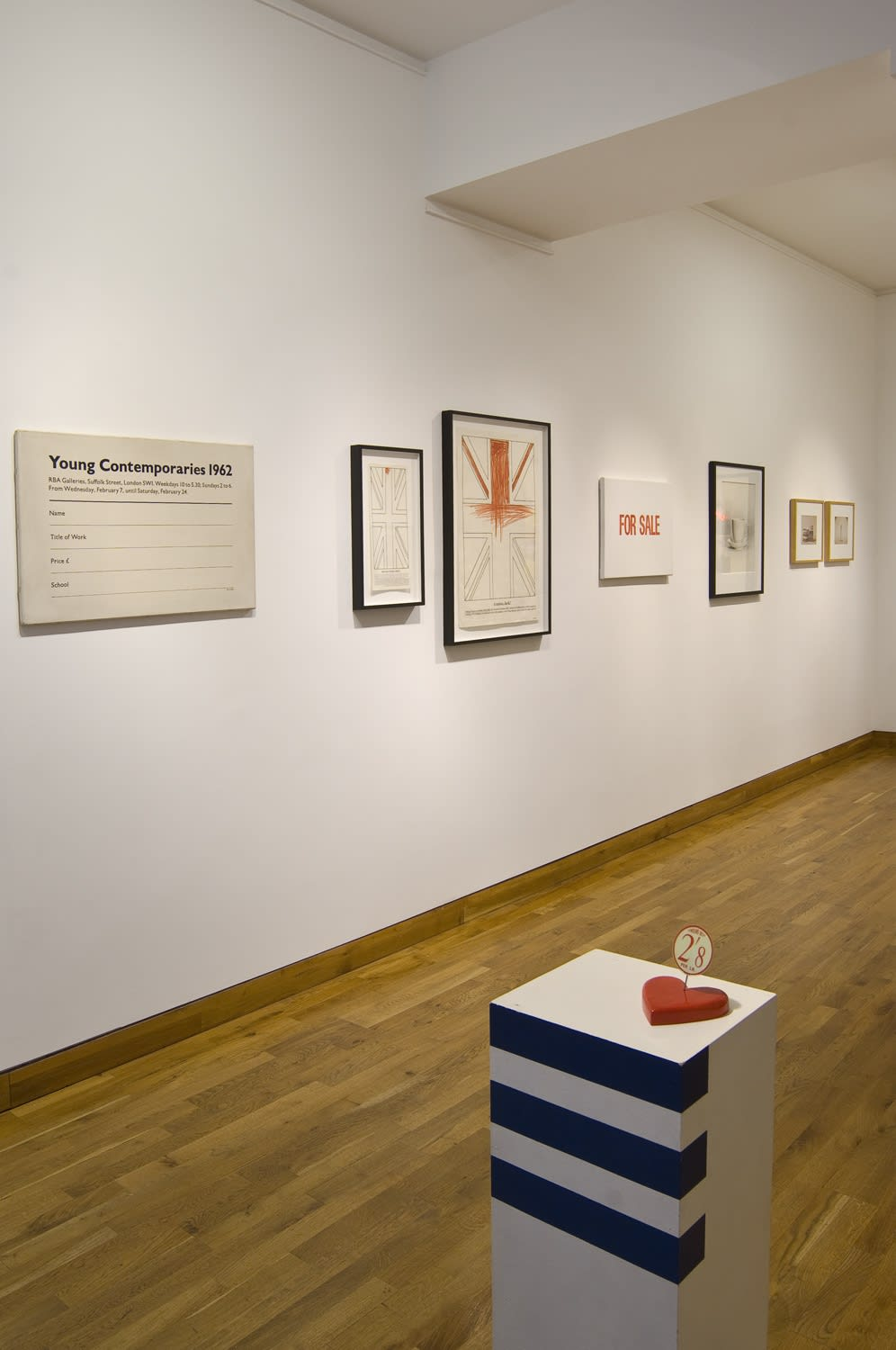 """<span class=""""link fancybox-details-link""""><a href=""""/exhibitions/83/works/image_standalone249/"""">View Detail Page</a></span><p>BILLY APPLE   BRITISH & AMERICAN WORKS 1960 - 1969   16 SEP - 30 OCT 2010   Installation View</p>"""