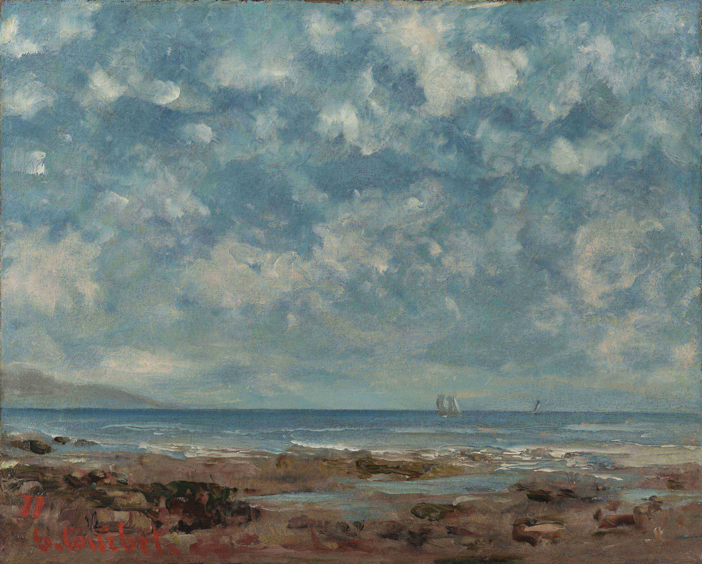"<span class=""link fancybox-details-link""><a href=""/artists/31-gustave-courbet/works/9428-gustave-courbet-vue-du-lac-l-man-1877/"">View Detail Page</a></span><div class=""artist""><span class=""artist""><strong>Gustave Courbet</strong></span></div><div class=""title""><em>Vue du Lac Léman</em>, 1877</div><div class=""signed_and_dated"">Signed and dated lower left '.77 G.Courbet'</div><div class=""medium"">Oil on canvas</div><div class=""dimensions"">32.6 x 40.3 cm<br /> 12 8/9 x 15 8/9 inches</div>"