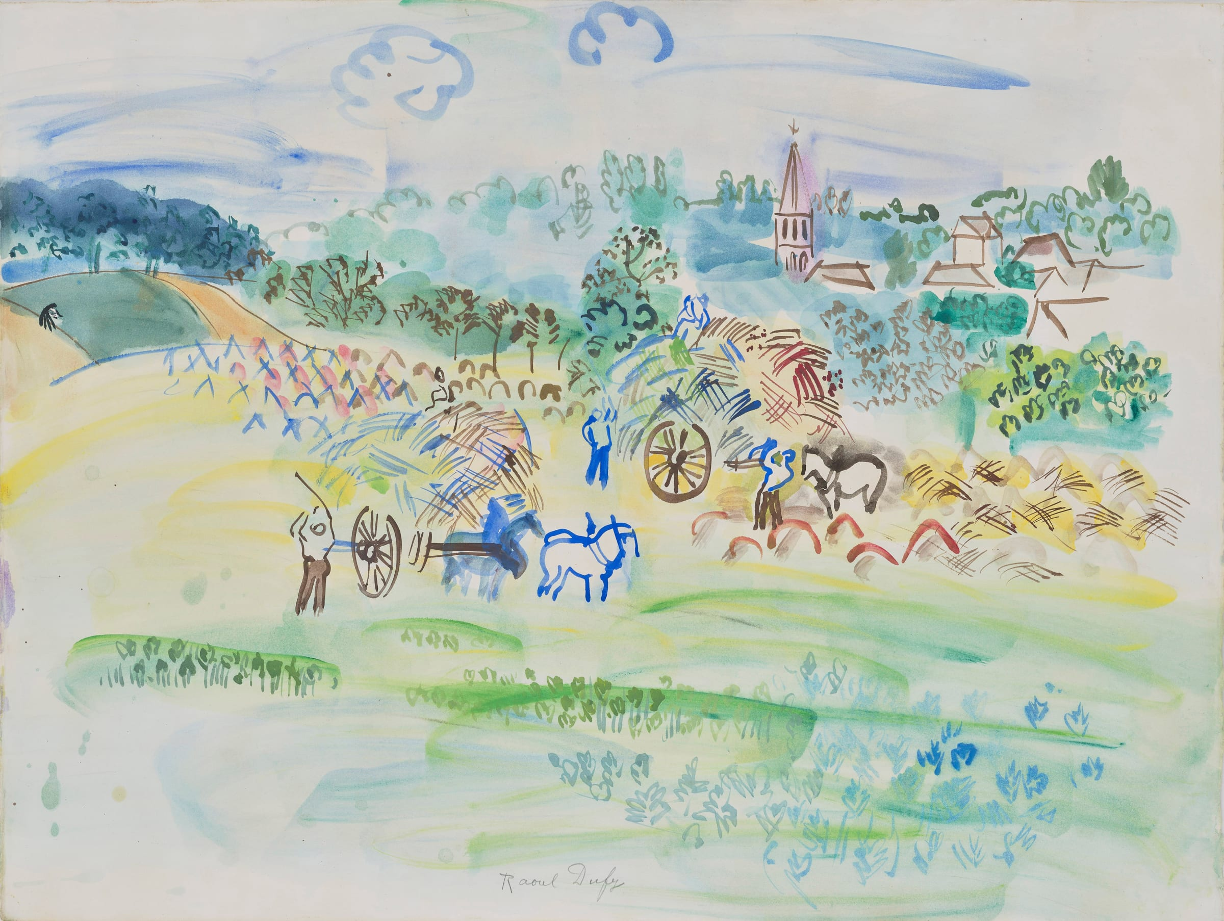 "<span class=""link fancybox-details-link""><a href=""/exhibitions/14/works/artworks_standalone9448/"">View Detail Page</a></span><div class=""signed_and_dated"">Signed on the lower center ""Raoul Dufy"" </div>