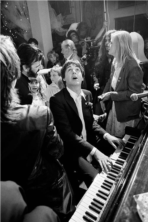 Terry O'Neill, The Beatles, 1981