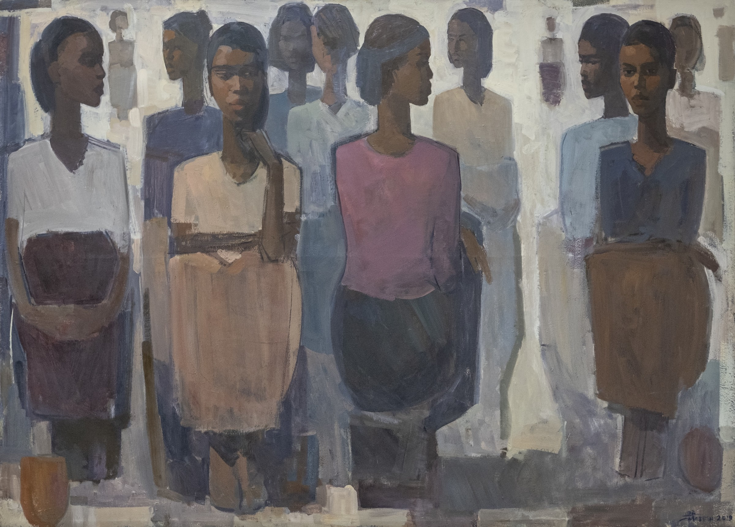 Works | Art Dubai 2019 | Booth C15 | Addis Fine Art