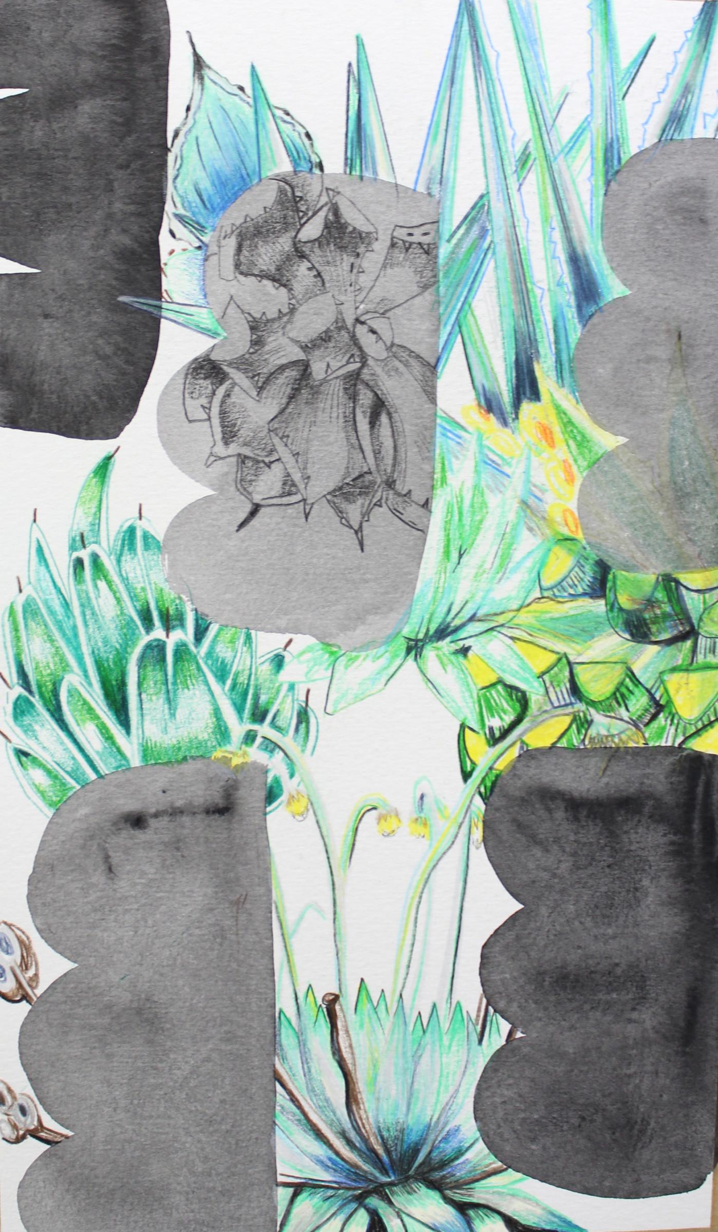 <span class=&#34;link fancybox-details-link&#34;><a href=&#34;/artists/51-florentine-%26-alexandre-lamarche-ovize/works/9600/&#34;>View Detail Page</a></span><div class=&#34;artist&#34;><strong>Florentine & Alexandre LAMARCHE-OVIZE</strong></div> <div class=&#34;title&#34;><em>Elisée, un herbier</em>, 2018</div> <div class=&#34;medium&#34;>Mixed media on paper</div> <div class=&#34;dimensions&#34;>18 x 30 cm<br /> 7 1/8 x 11 3/4 in</div><div class=&#34;copyright_line&#34;>Copyright The Artist</div>
