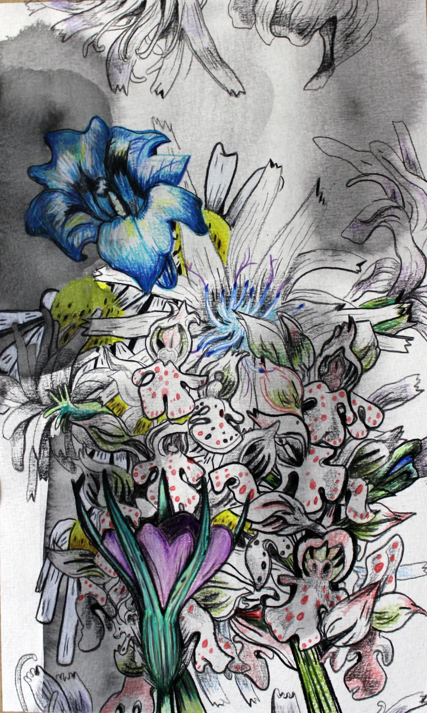 <span class=&#34;link fancybox-details-link&#34;><a href=&#34;/artists/51-florentine-%26-alexandre-lamarche-ovize/works/9596/&#34;>View Detail Page</a></span><div class=&#34;artist&#34;><strong>Florentine & Alexandre LAMARCHE-OVIZE</strong></div> <div class=&#34;title&#34;><em>Elisée, un herbier</em>, 2018</div> <div class=&#34;medium&#34;>Mixed media on paper</div> <div class=&#34;dimensions&#34;>18 x 30 cm<br /> 7 1/8 x 11 3/4 in</div><div class=&#34;copyright_line&#34;>Copyright The Artist</div>