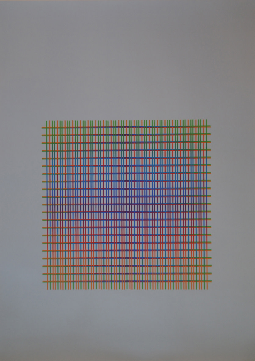 "<span class=""link fancybox-details-link""><a href=""/artists/168-julia-atkinson/works/2594-julia-atkinson-interchange-series-14-grey-1975/"">View Detail Page</a></span><div class=""artist""><strong>Julia Atkinson</strong></div> <div class=""title""><em>Interchange - Series 14 - Grey</em>, 1975</div> <div class=""medium"">Screenprint on chromalux paper</div> <div class=""dimensions"">71 x 50 cm</div> <div class=""edition_details"">Edition of 1 (#1/1)</div><div class=""price"">£750.00</div><div class=""copyright_line"">Copyright The Artist</div>"