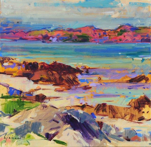 "<span class=""link fancybox-details-link""><a href=""/artists/31-peter-graham-roi/works/3144-peter-graham-roi-baile-mor-shoreline-iona/"">View Detail Page</a></span><div class=""artist""><strong>Peter Graham ROI</strong></div> <div class=""title""><em>Baile Mor Shoreline, Iona</em></div> <div class=""medium"">Oil on Canvas</div> <div class=""dimensions"">50 x 50 cm</div><div class=""price"">£4,750.00</div>"
