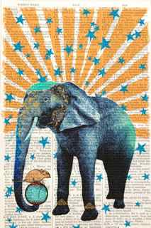 "<span class=""link fancybox-details-link""><a href=""/artists/203-framed-prints/works/391-framed-prints-circus-elephant/"">View Detail Page</a></span><div class=""artist""><strong>Framed Prints</strong></div> <div class=""title""><em>Circus Elephant </em></div> <div class=""medium"">Vintage Dictionary Print</div> <div class=""dimensions"">25 x 16 cm</div> <div class=""edition_details""></div>"
