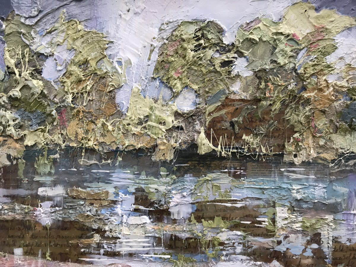 "<span class=""link fancybox-details-link""><a href=""/artists/193-paul-treasure/works/2981-paul-treasure-river-of-youth/"">View Detail Page</a></span><div class=""artist""><strong>Paul Treasure</strong></div> <div class=""title""><em>River of Youth </em></div> <div class=""medium"">Acrylic on Canvas </div> <div class=""dimensions"">30 x 40 cm</div><div class=""copyright_line"">Copyright The Artist</div>"
