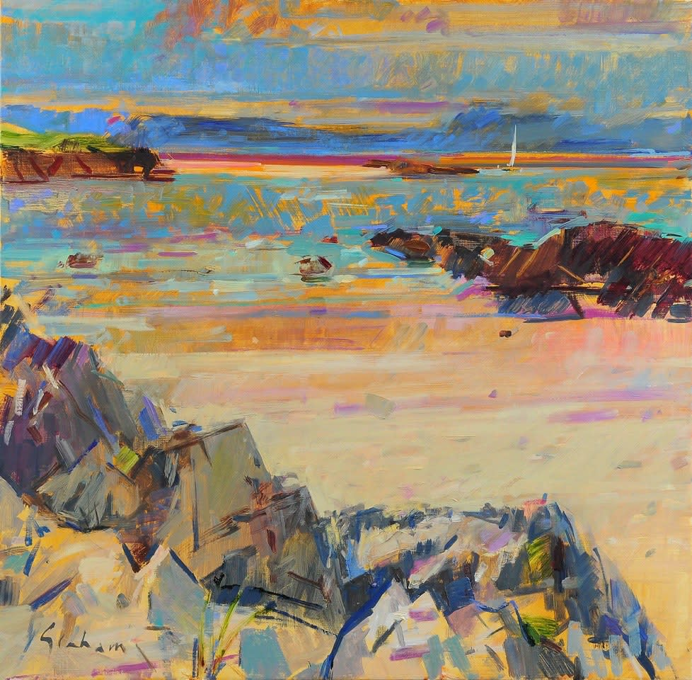 "<span class=""link fancybox-details-link""><a href=""/artists/31-peter-graham/works/2871-peter-graham-eilean-rabach/"">View Detail Page</a></span><div class=""artist""><strong>Peter Graham</strong></div> <div class=""title""><em>Eilean Rabach</em></div> <div class=""medium"">Oil on Canvas </div> <div class=""dimensions"">65 x 65 cm </div><div class=""price"">£5,995.00</div>"