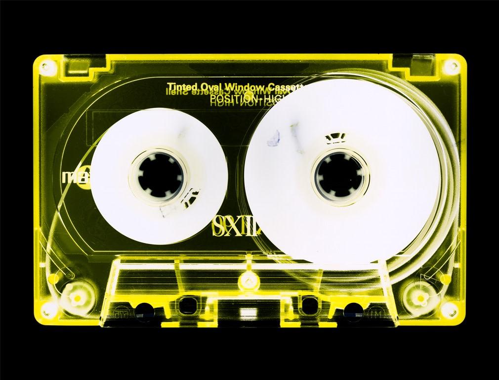 "<span class=""link fancybox-details-link""><a href=""/artists/183-heidler-%26-heeps/works/2760-heidler-heeps-yellow-tinted-cassette/"">View Detail Page</a></span><div class=""artist""><strong>Heidler & Heeps</strong></div> <div class=""title""><em>Yellow Tinted Cassette</em></div> <div class=""medium"">C-Type Print (framed)</div> <div class=""dimensions"">32 x 48.5 cm </div> <div class=""edition_details"">Edition of 25</div><div class=""price"">£150.00</div><div class=""copyright_line"">Copyright The Artist</div>"