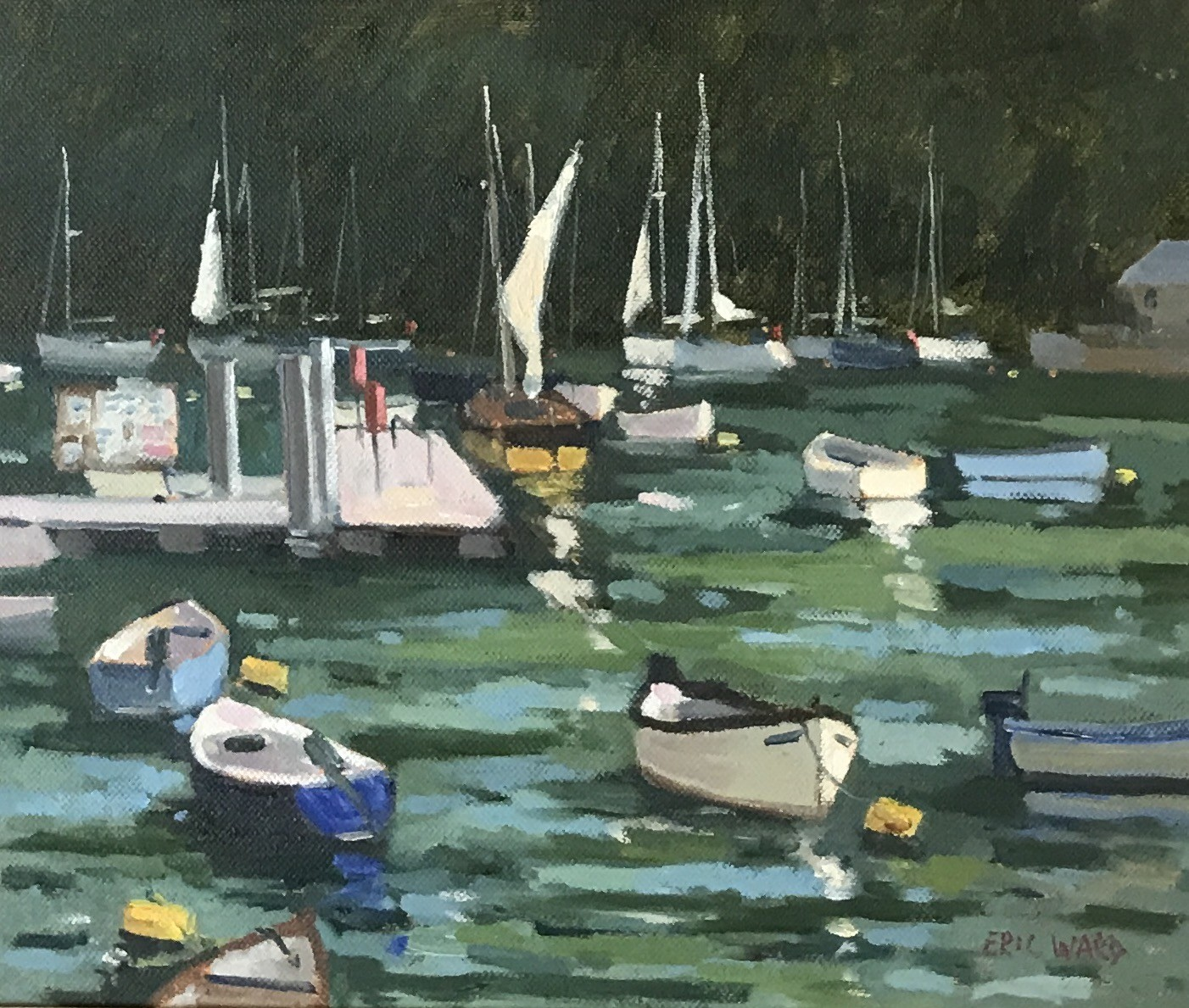 "<span class=""link fancybox-details-link""><a href=""/artists/29-eric-ward-%28b.1945%29/works/25-eric-ward-b.1945-sailing-boats-by-the-jetty/"">View Detail Page</a></span><div class=""artist""><strong>Eric Ward (b.1945)</strong></div> <div class=""title""><em>Sailing Boats by the Jetty</em></div> <div class=""medium"">Oil on canvas (framed)</div> <div class=""dimensions"">41 x 45 cm</div><div class=""price"">£850.00</div>"