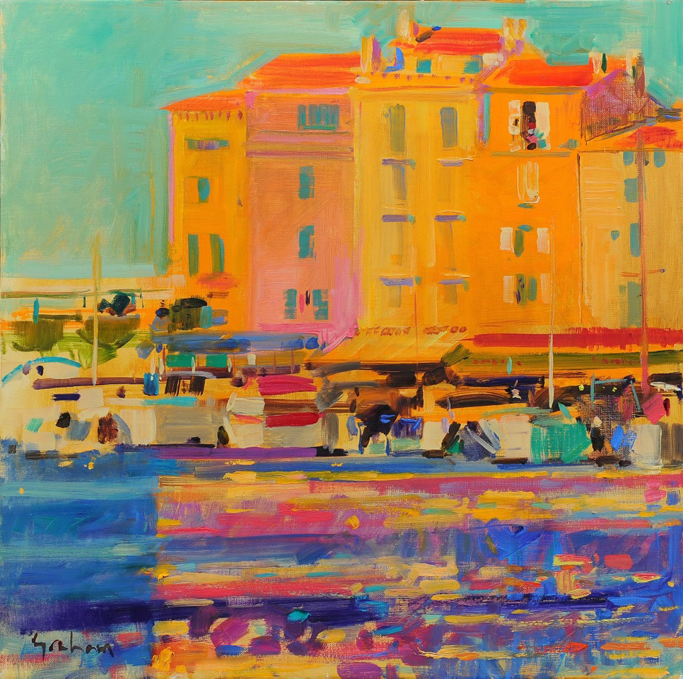 "<span class=""link fancybox-details-link""><a href=""/artists/31-peter-graham-roi/works/2607-peter-graham-roi-late-afternoon-saint-tropez/"">View Detail Page</a></span><div class=""artist""><strong>Peter Graham ROI</strong></div> <div class=""title""><em>Late Afternoon, Saint Tropez</em></div> <div class=""medium"">Oil on Canvas</div> <div class=""dimensions"">50 x 50 cm</div>"