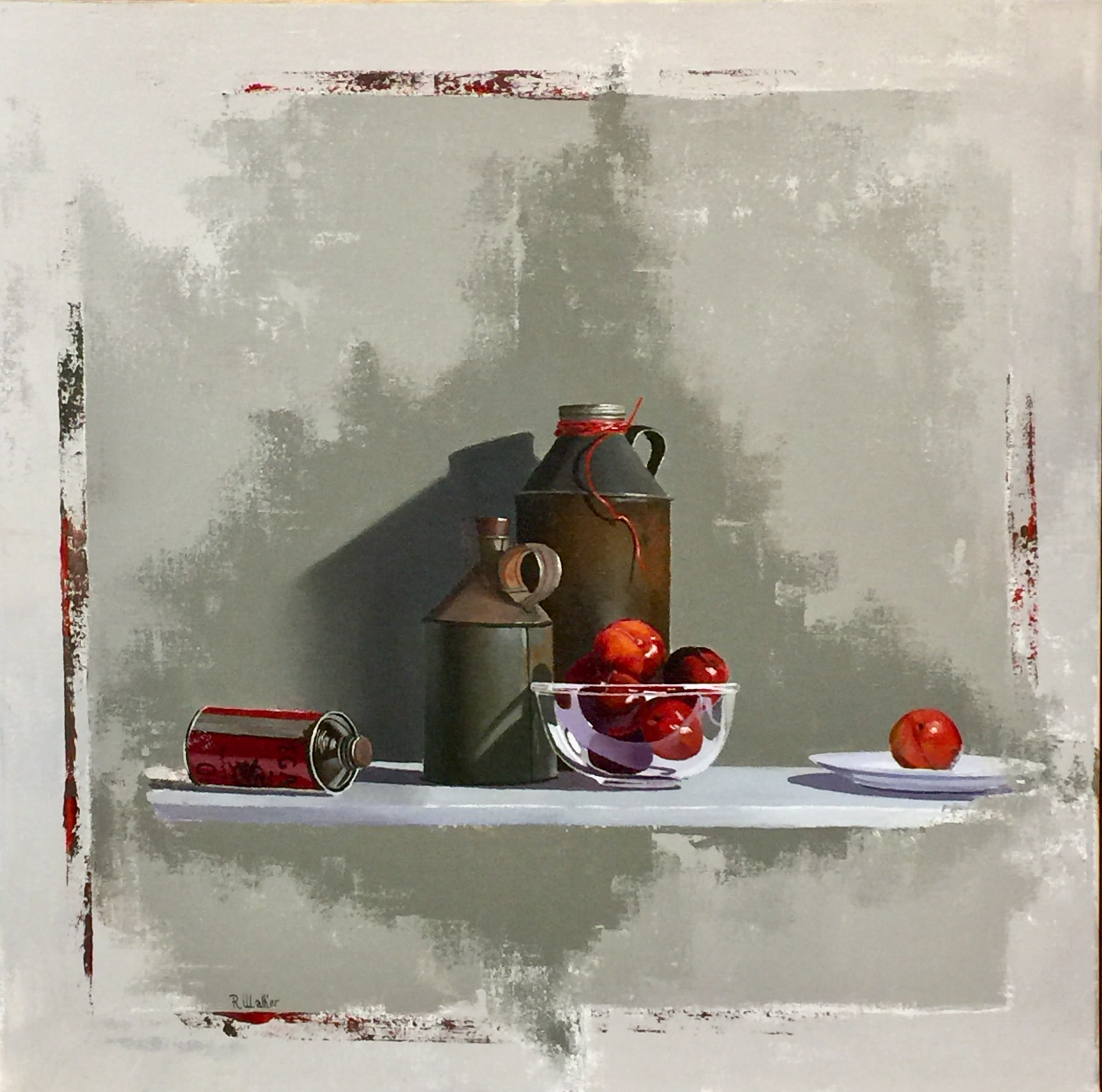<span class=&#34;link fancybox-details-link&#34;><a href=&#34;/artists/67-robert-walker/works/2288-robert-walker-red-string-can-with-plums-in-hong-kong/&#34;>View Detail Page</a></span><div class=&#34;artist&#34;><strong>Robert Walker</strong></div> <div class=&#34;title&#34;><em>Red String Can with Plums</em>, In Hong Kong</div> <div class=&#34;medium&#34;>Oil on Canvas </div> <div class=&#34;dimensions&#34;>60 x 60 cm </div><div class=&#34;price&#34;>HK$17,000.00</div><div class=&#34;copyright_line&#34;>Copyright The Artist</div>