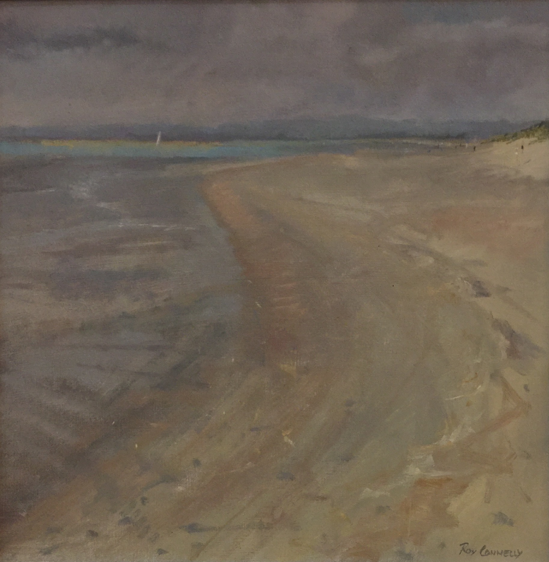 "<span class=""link fancybox-details-link""><a href=""/artists/63-roy-connelly/works/324-roy-connelly-east-head-and-west-wittering/"">View Detail Page</a></span><div class=""artist""><strong>Roy Connelly</strong></div> <div class=""title""><em>East Head and West Wittering</em></div> <div class=""medium"">Oil on Board (framed)</div> <div class=""dimensions"">30 x 30 cm</div><div class=""price"">£600.00</div>"