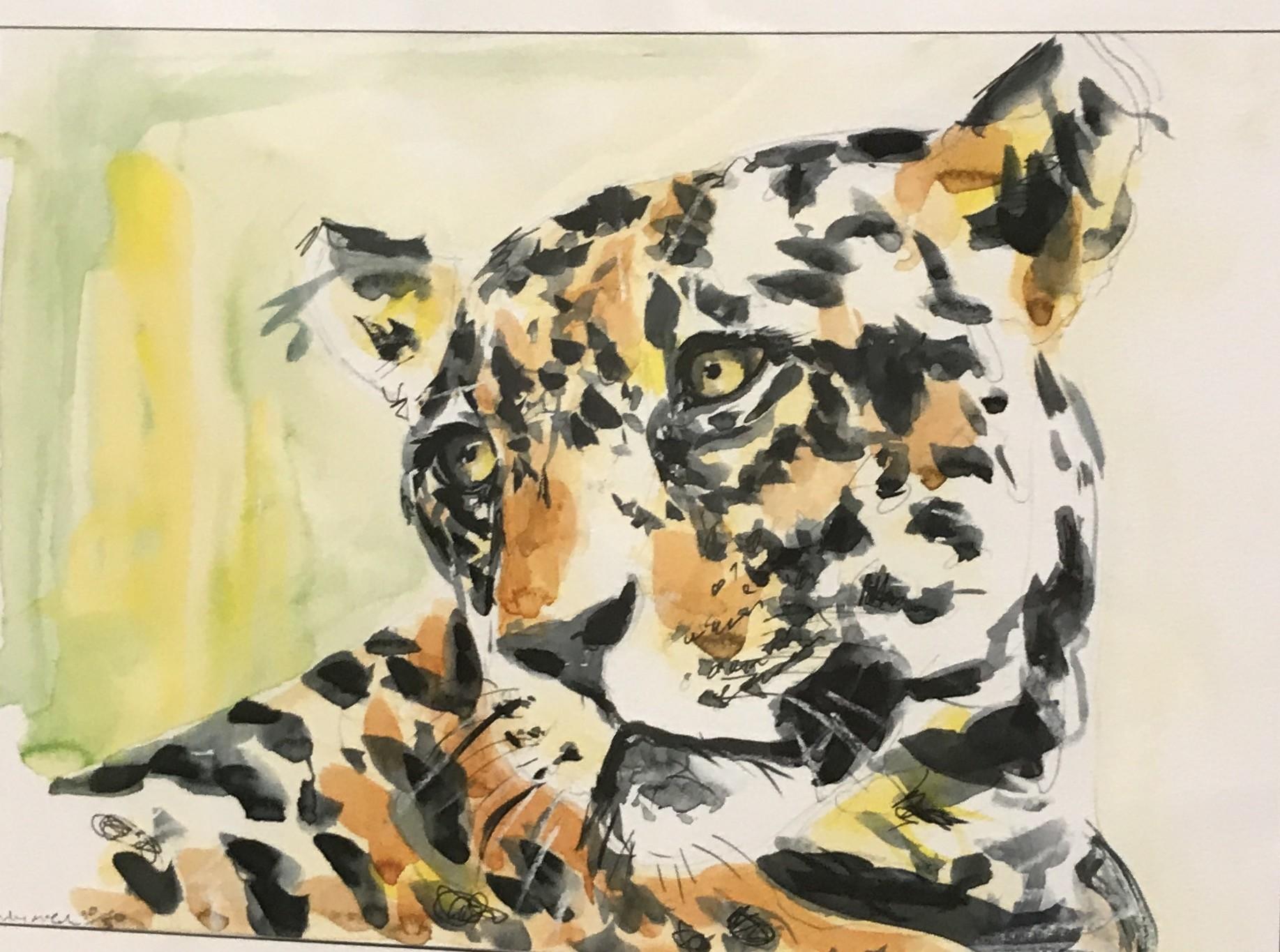 <span class=&#34;link fancybox-details-link&#34;><a href=&#34;/artists/39-millie-mccallum/works/588-millie-mccallum-leopard/&#34;>View Detail Page</a></span><div class=&#34;artist&#34;><strong>Millie McCallum</strong></div> <div class=&#34;title&#34;><em>Leopard</em></div> <div class=&#34;medium&#34;>Watercolour Print (framed)</div> <div class=&#34;dimensions&#34;>28 x 20 cm</div> <div class=&#34;edition_details&#34;>30/50</div><div class=&#34;price&#34;>£95.00</div>