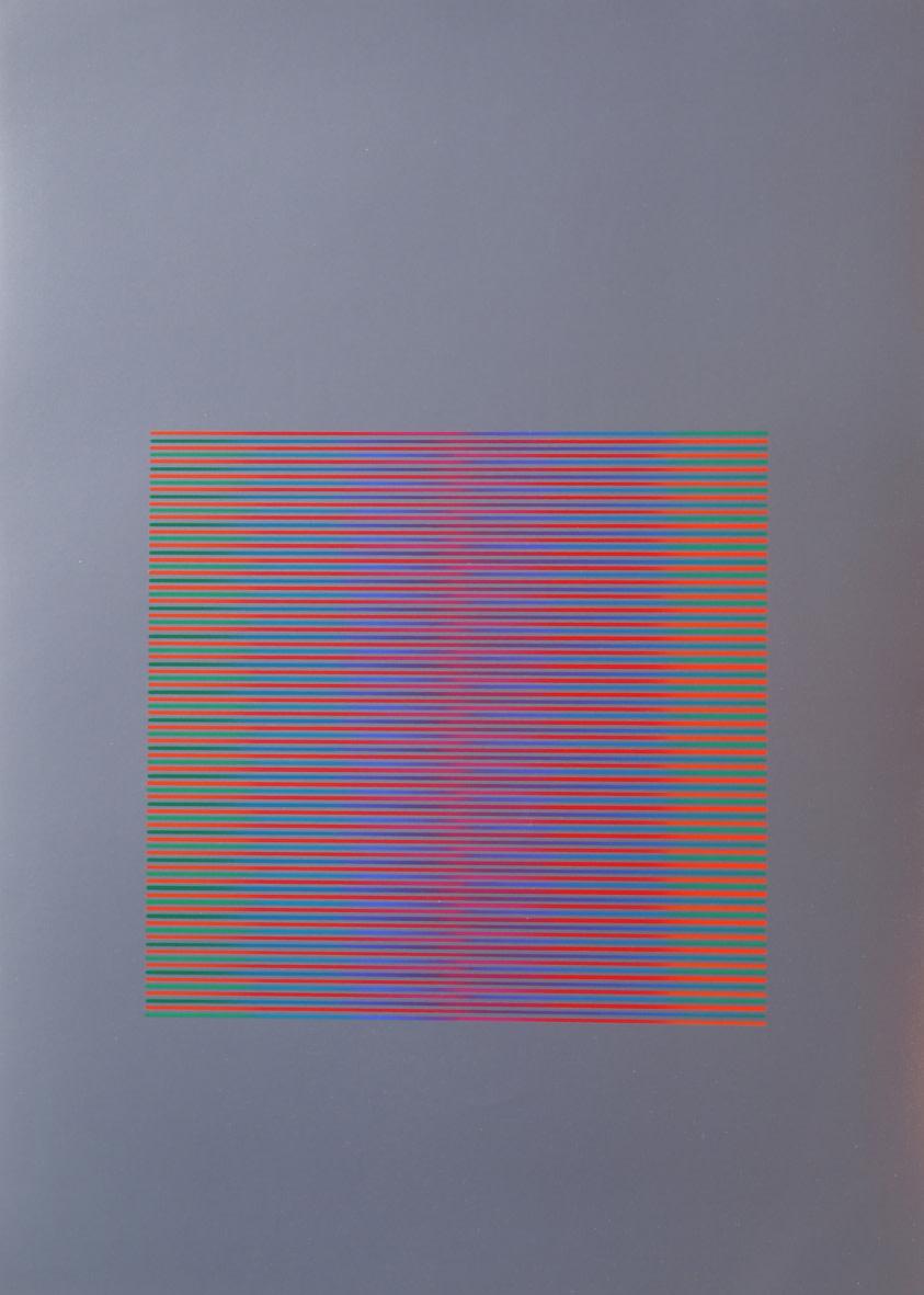 "<span class=""link fancybox-details-link""><a href=""/artists/168-julia-atkinson/works/2599-julia-atkinson-interchange-series-25-silver-1978/"">View Detail Page</a></span><div class=""artist""><strong>Julia Atkinson</strong></div> <div class=""title""><em>Interchange -Series 25 - Silver</em>, 1978</div> <div class=""medium"">Screenprint on chromalux paper</div> <div class=""dimensions"">71 x 50 cm</div> <div class=""edition_details"">Edition of 20 (#20/20)</div><div class=""price"">£750.00</div><div class=""copyright_line"">Copyright The Artist</div>"