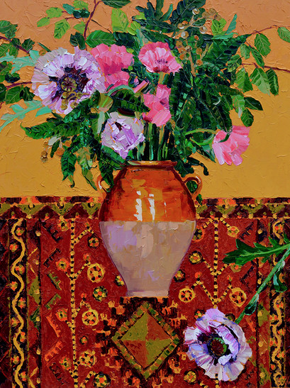 """<span class=""""link fancybox-details-link""""><a href=""""/artists/202-lucy-doyle/works/2939-lucy-doyle-country-house-flowers/"""">View Detail Page</a></span><div class=""""artist""""><strong>Lucy Doyle</strong></div> <div class=""""title""""><em>Country House Flowers</em></div> <div class=""""medium"""">Oil on Canvas</div> <div class=""""dimensions"""">128 x 98 cm (framed)</div>"""