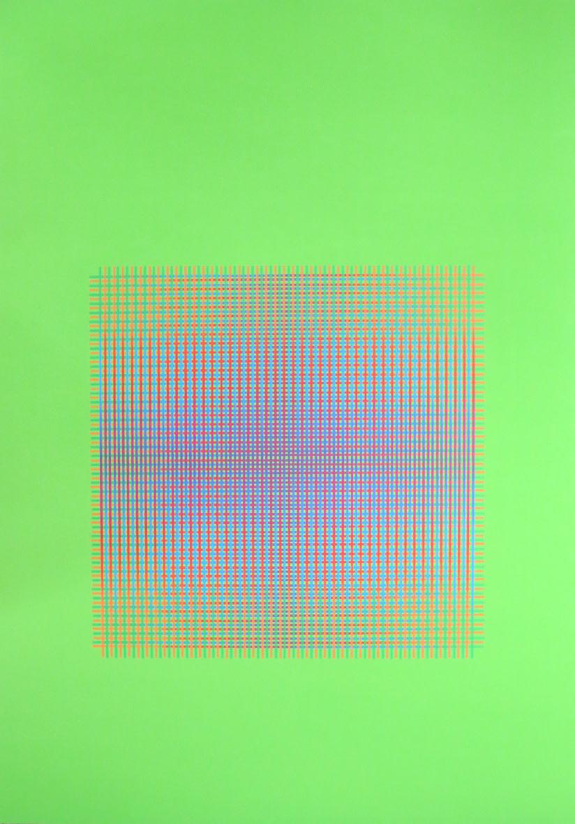 "<span class=""link fancybox-details-link""><a href=""/artists/168-julia-atkinson/works/2597-julia-atkinson-interchange-series-20-lime-1978/"">View Detail Page</a></span><div class=""artist""><strong>Julia Atkinson</strong></div> <div class=""title""><em>Interchange - Series 20 - Lime</em>, 1978</div> <div class=""medium"">Screenprint on chromalux paper</div> <div class=""dimensions"">71 x 50 cm</div> <div class=""edition_details"">Edition of 20 (#2/20)</div><div class=""price"">£750.00</div><div class=""copyright_line"">Copyright The Artist</div>"