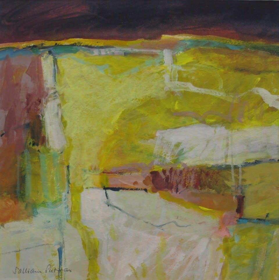 Salliann Putman RWS, Yellow Fields | OFF THE WALL | Bankside Gallery