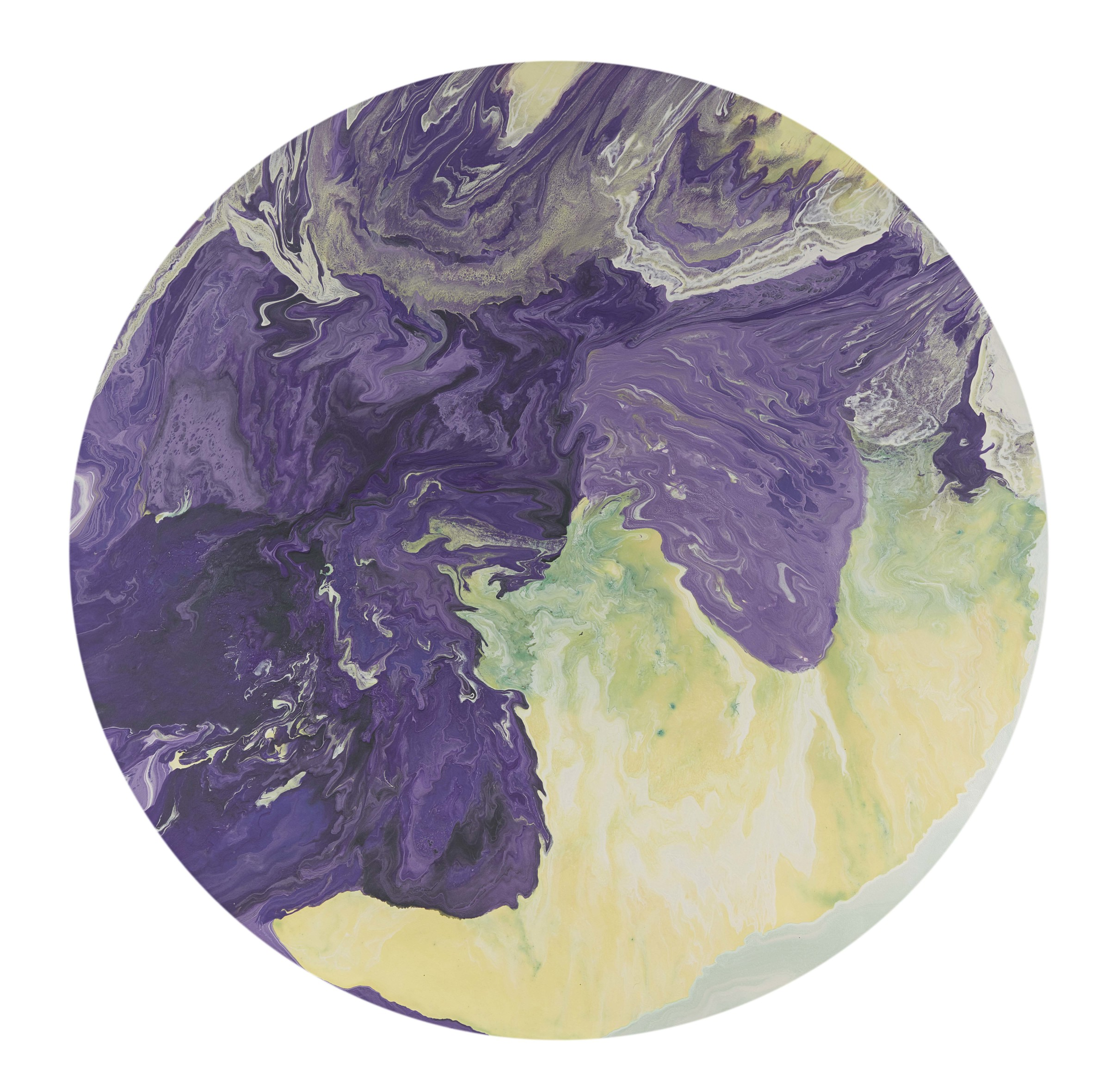 <span class=&#34;link fancybox-details-link&#34;><a href=&#34;/artists/66-elsa-duault/works/5726-elsa-duault-lunar-composition-ii-2018/&#34;>View Detail Page</a></span><div class=&#34;artist&#34;><strong>Elsa Duault</strong></div> <div class=&#34;title&#34;><em>Lunar Composition II</em>, 2018</div> <div class=&#34;medium&#34;>Acrylic on Canvas</div> <div class=&#34;dimensions&#34;>160cm diameter<br /> </div><div class=&#34;copyright_line&#34;>Copyright The Artist</div>