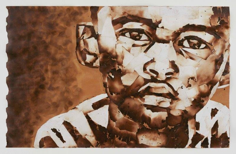 "<span class=""link fancybox-details-link""><a href=""/exhibitions/24/works/artworks1815/"">View Detail Page</a></span><div class=""artist""><strong>John Vusi Mfupi</strong></div> 1977-<div class=""title""><em>Looking Forward</em>, 2016</div><div class=""medium"">burned paper collage</div><div class=""dimensions"">120x76cm</div>"
