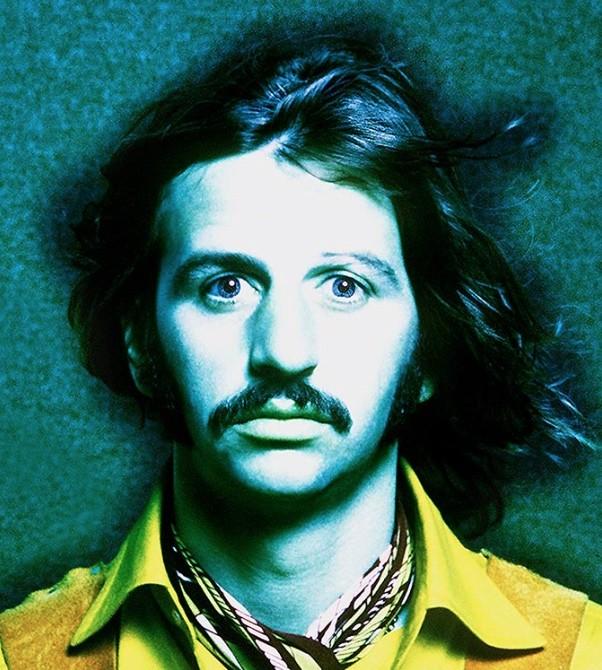 Douglas Kirkland Ringo Starr 1969