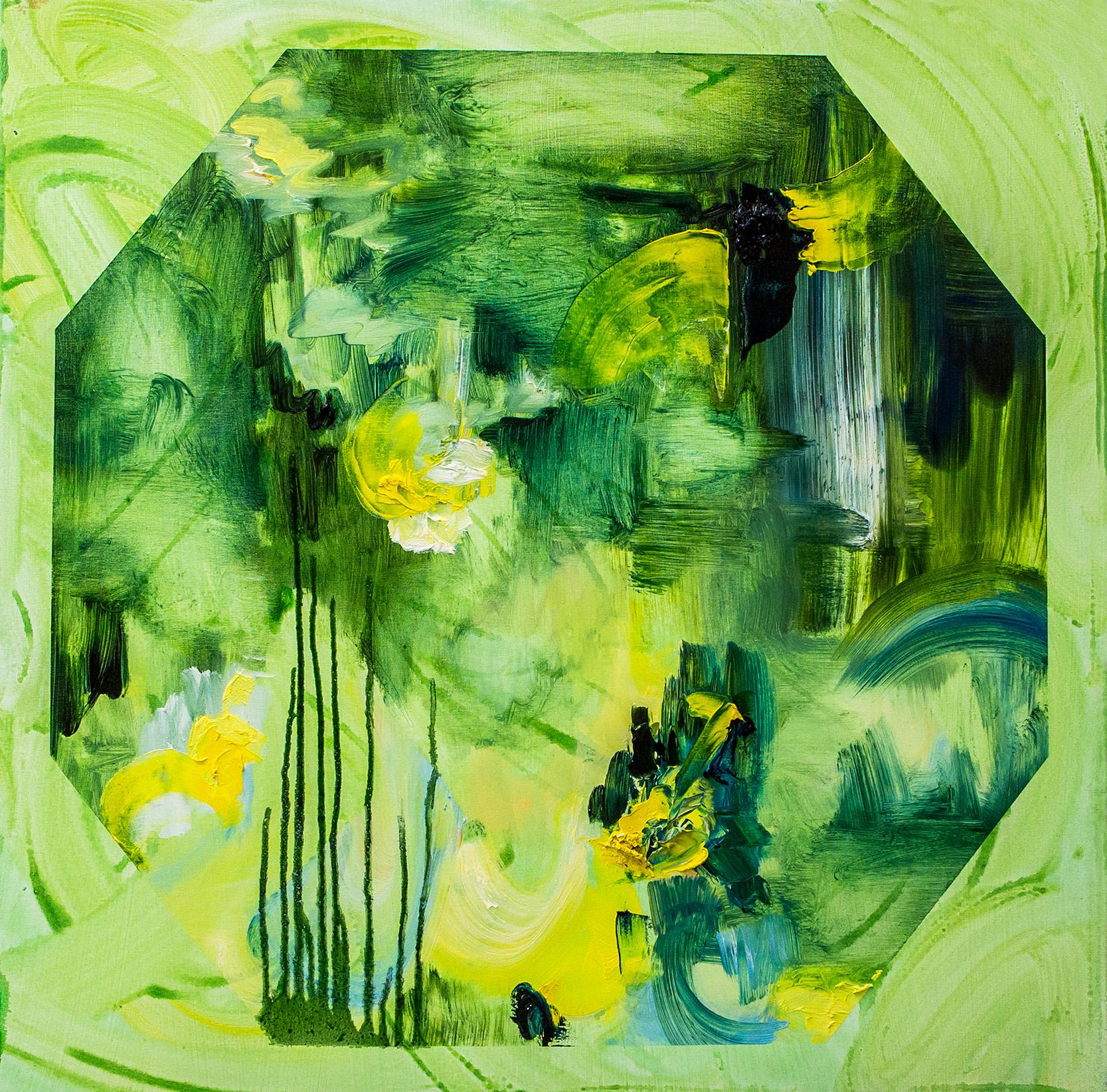 "<span class=""link fancybox-details-link""><a href=""/artists/118-kate-dunn/works/2838/"">View Detail Page</a></span><div class=""artist""><strong>Kate Dunn</strong></div> <div class=""title""><em>Pedantic Semantic</em>, 2018</div> <div class=""medium"">Acrylic Paint and Oil Paint on Canvas</div> <div class=""dimensions"">90 x 90 cm.<br /> 35 3/8 x 35 3/8 in.</div><div class=""copyright_line"">Copyright The Artist</div>"