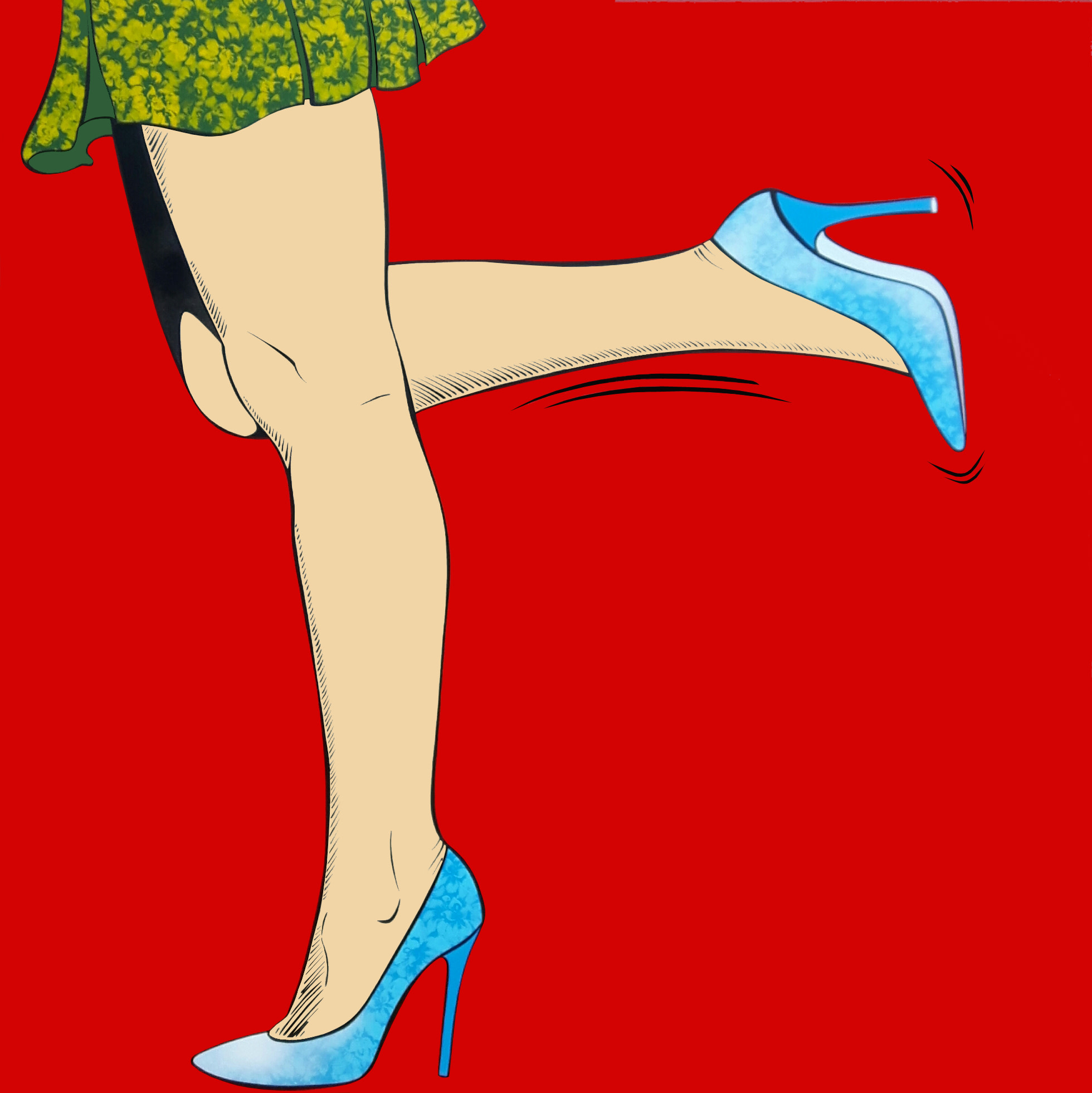 """<span class=""""link fancybox-details-link""""><a href=""""/exhibitions/43/works/artworks1828/"""">View Detail Page</a></span><div class=""""artist""""><strong>Deborah Azzopardi</strong></div><div class=""""title""""><em>Physical Attraction...</em>, 2017</div><div class=""""medium"""">Acrylic on Board</div><div class=""""dimensions"""">107 x 107 cm<br>42 1/8 x 42 1/8 in.</div>"""