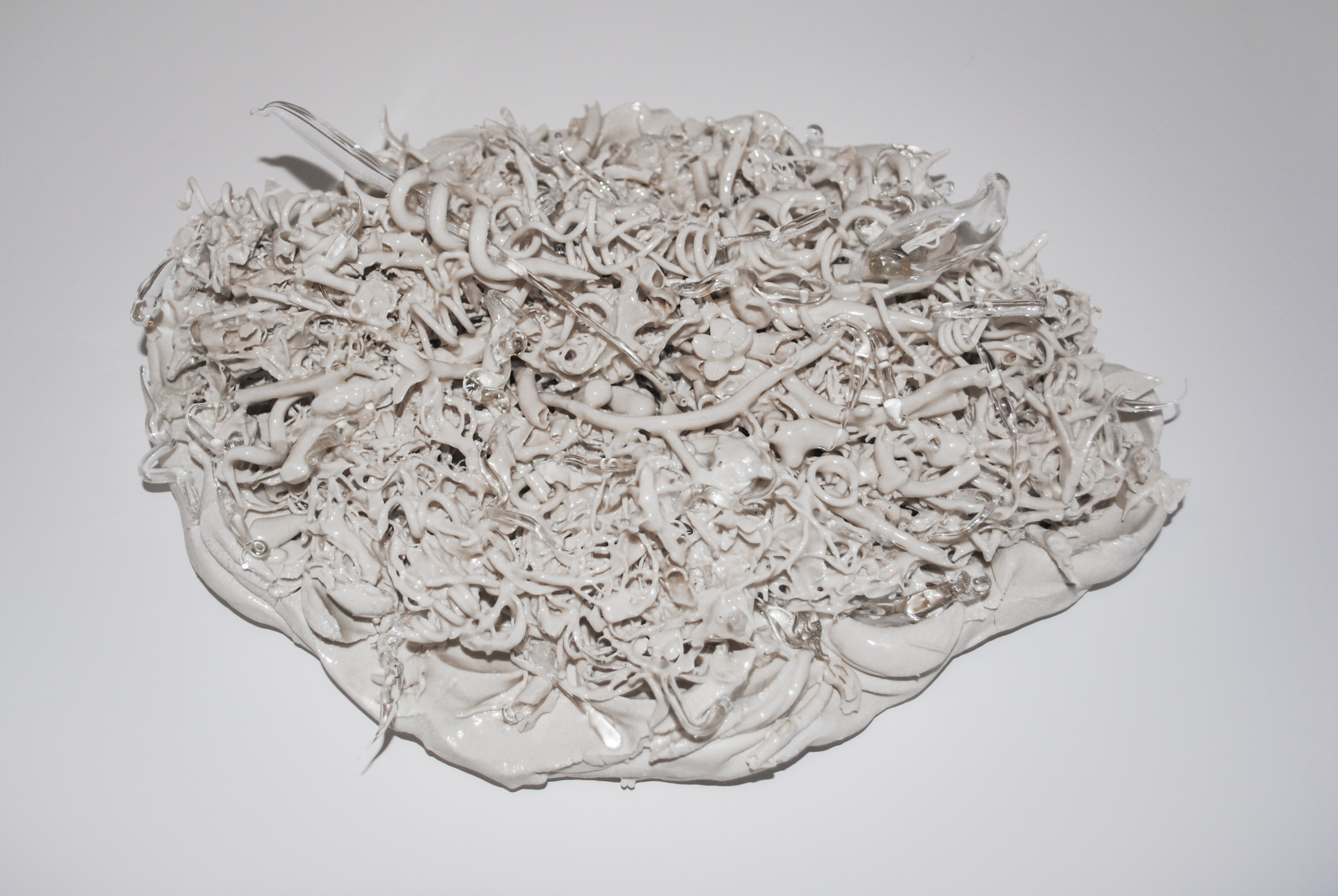 "<span class=""link fancybox-details-link""><a href=""/exhibitions/120/works/artworks1627/"">View Detail Page</a></span><div class=""artist""><strong>Lucille Lewin</strong></div><div class=""title""><em>Bucolic Body</em>, 2017</div><div class=""medium"">Porcelain and glass</div><div class=""dimensions"">35 x 20 x 6 cm<br>13 3/4 x 7 7/8 x 2 3/8 in.</div>"
