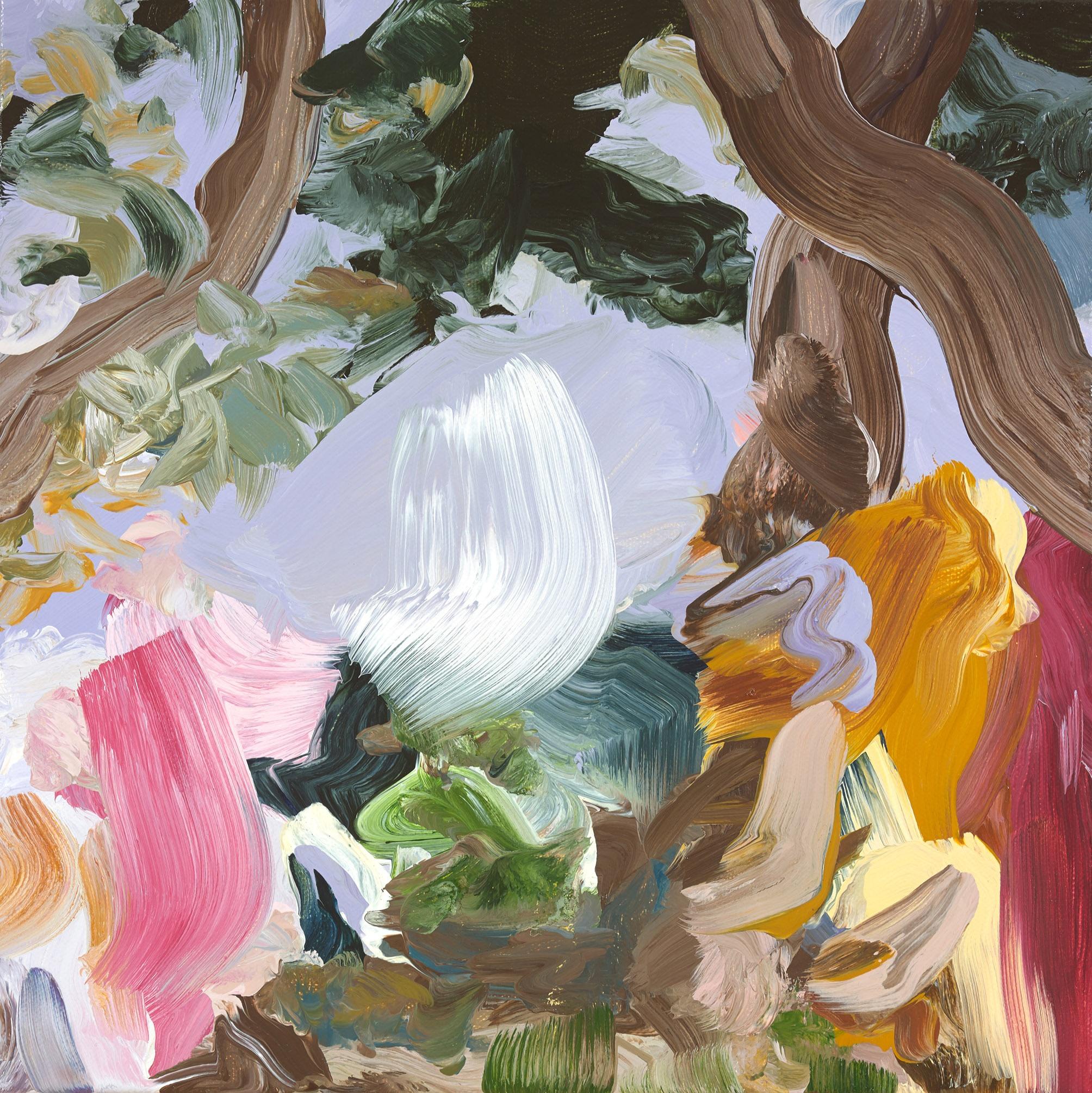 "<span class=""link fancybox-details-link""><a href=""/exhibitions/40/works/artworks109/"">View Detail Page</a></span><div class=""artist""><strong>Elise Ansel</strong></div><div class=""title""><em>Infidelity V</em>, 2015</div><div class=""medium"">Oil on Canvas</div><div class=""dimensions"">30.5 x 30.5 cm<br>12 x 12 in.</div>"