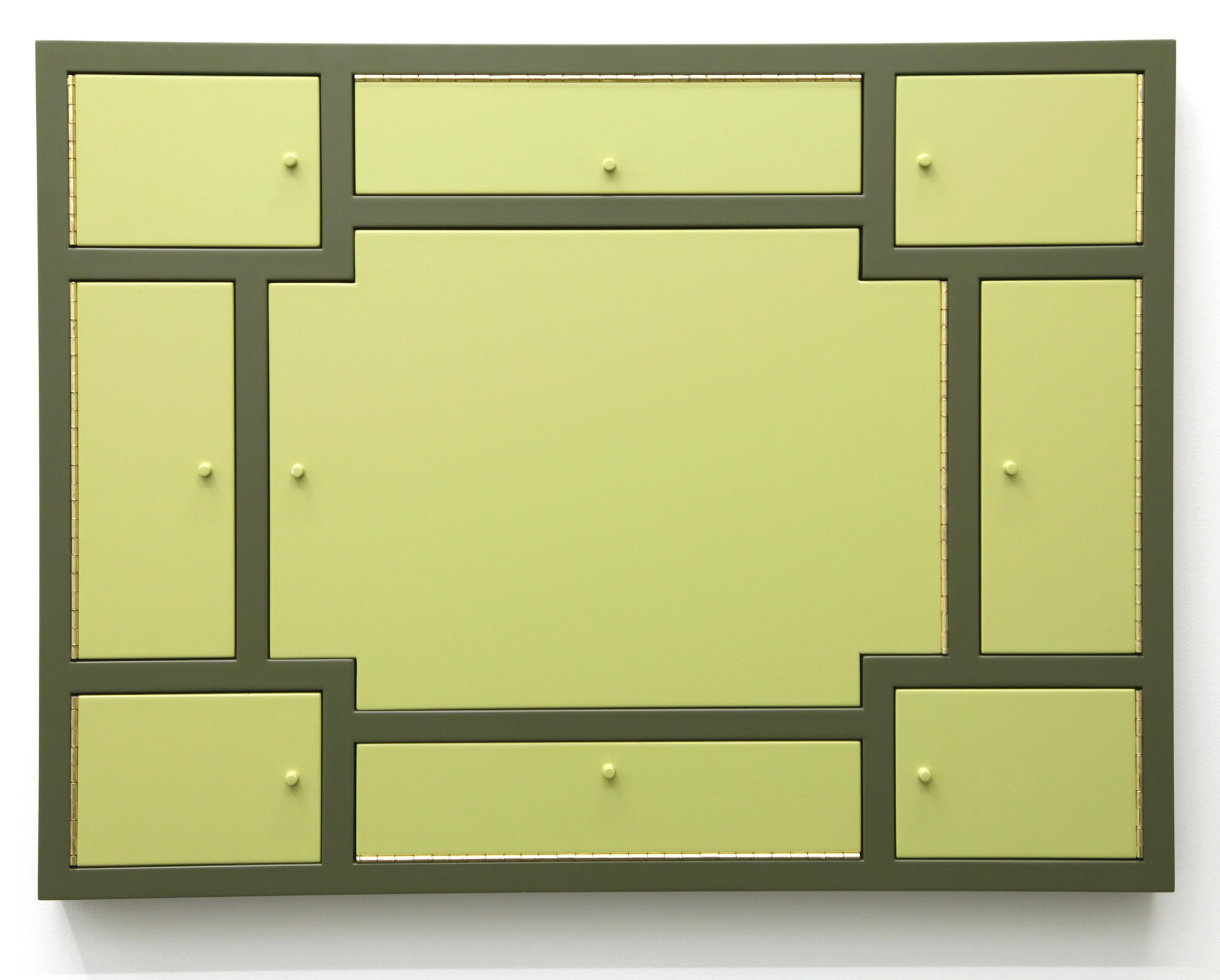 "<span class=""link fancybox-details-link""><a href=""/artists/129-birgir-andresson/works/6194/"">View Detail Page</a></span><div class=""artist""><strong>BIRGIR ANDRÉSSON</strong></div> <div class=""title""><em>Cabinet No. 17</em>, 2000</div> <div class=""medium"">MDF, varnish</div> <div class=""dimensions"">60 x 80 x 6 cm</div>"