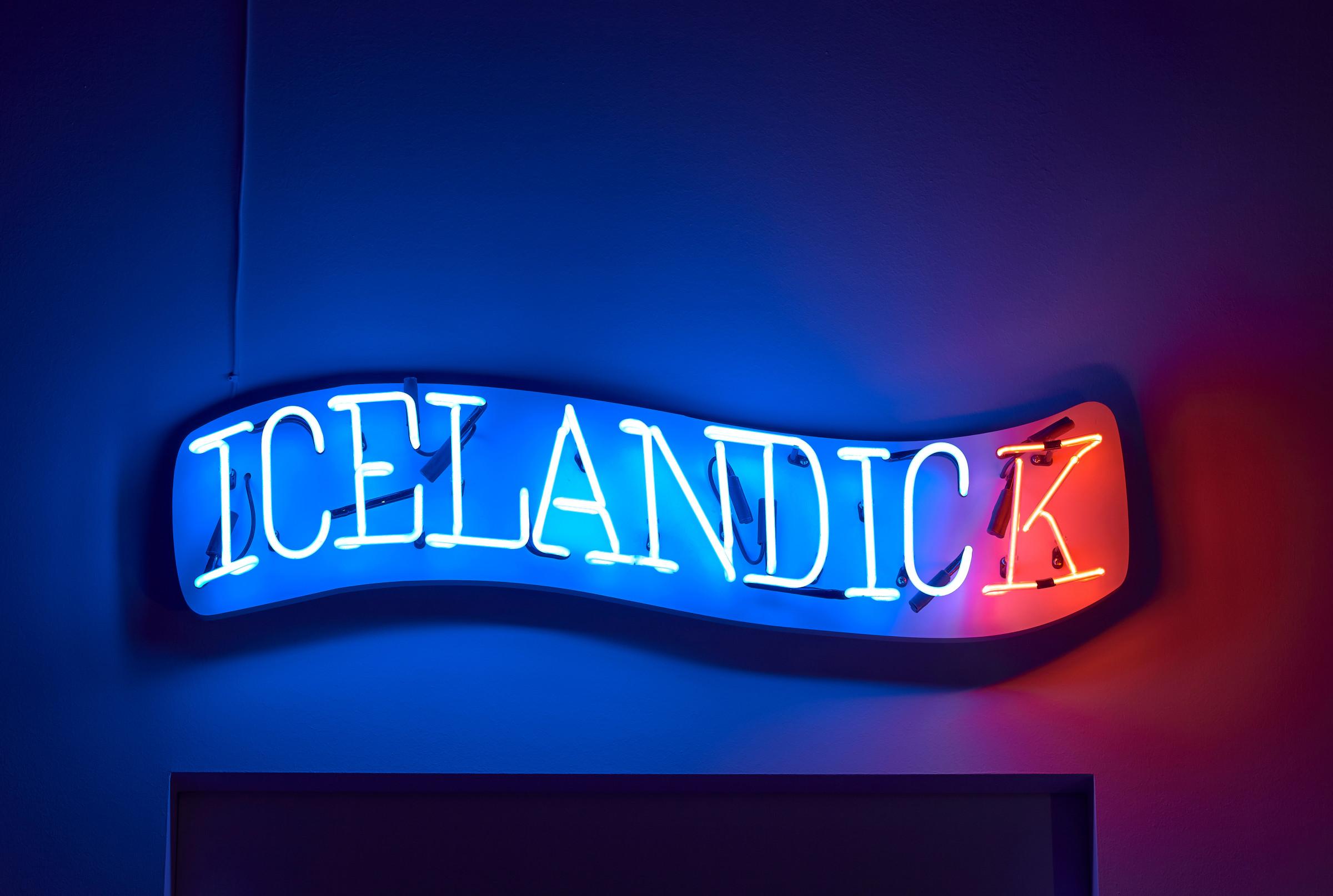 "<span class=""link fancybox-details-link""><a href=""/artists/129-birgir-andresson/works/13474/"">View Detail Page</a></span><div class=""artist""><strong>BIRGIR ANDRÉSSON</strong></div> <div class=""title""><em>Icelandick</em>, 2007</div> <div class=""medium"">neon light, wood</div> <div class=""dimensions"">25 x 100 cm<br /> </div> <div class=""edition_details""></div>"