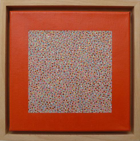 <span class=&#34;link fancybox-details-link&#34;><a href=&#34;/artists/25-birgir-andrsson/works/737/&#34;>View Detail Page</a></span><div class=&#34;artist&#34;><strong>BIRGIR ANDRÉSSON</strong></div> <div class=&#34;title&#34;><em>Untitled (dots)</em>, 2005</div> <div class=&#34;medium&#34;>oil on canvas</div> <div class=&#34;dimensions&#34;>23 x 23 cm<br /> </div> <div class=&#34;edition_details&#34;></div>