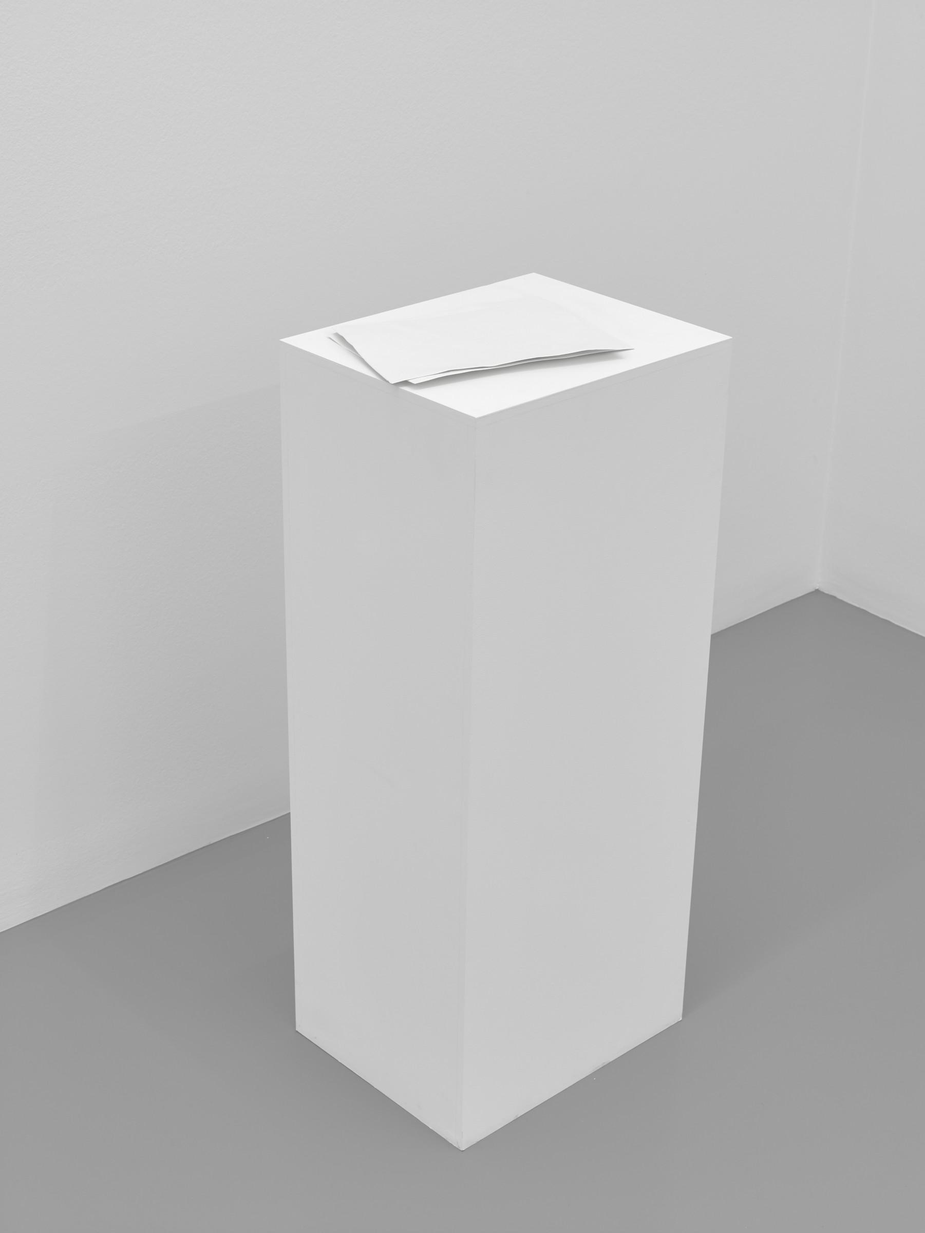 <span class=&#34;link fancybox-details-link&#34;><a href=&#34;/exhibitions/167/works/artworks15537/&#34;>View Detail Page</a></span><div class=&#34;artist&#34;><strong>El&#237;sabet Brynhildard&#243;ttir</strong></div><div class=&#34;title&#34;><em>Untitled</em>, 2017</div><div class=&#34;medium&#34;>plaster</div><div class=&#34;dimensions&#34;>two A4 sheets<br>installed:<br>2 x 22,5 x 34 cm<br></div><div class=&#34;edition_details&#34;></div>